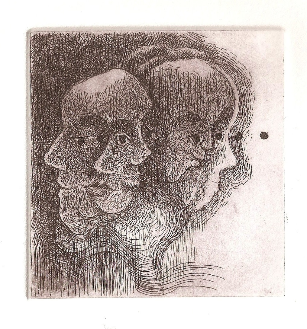 "<span class=""link fancybox-details-link""><a href=""/exhibitions/23/works/artworks_standalone11245/"">View Detail Page</a></span><div class=""artist""><span class=""artist""><strong>Paul Hawdon RE</strong></span></div><div class=""title""><em>Eight Dots</em></div><div class=""medium"">etching</div><div class=""dimensions"">13 x 14cm paper size<br>7 x 7.5cm image size</div><div class=""edition_details"">edition of 25</div>"