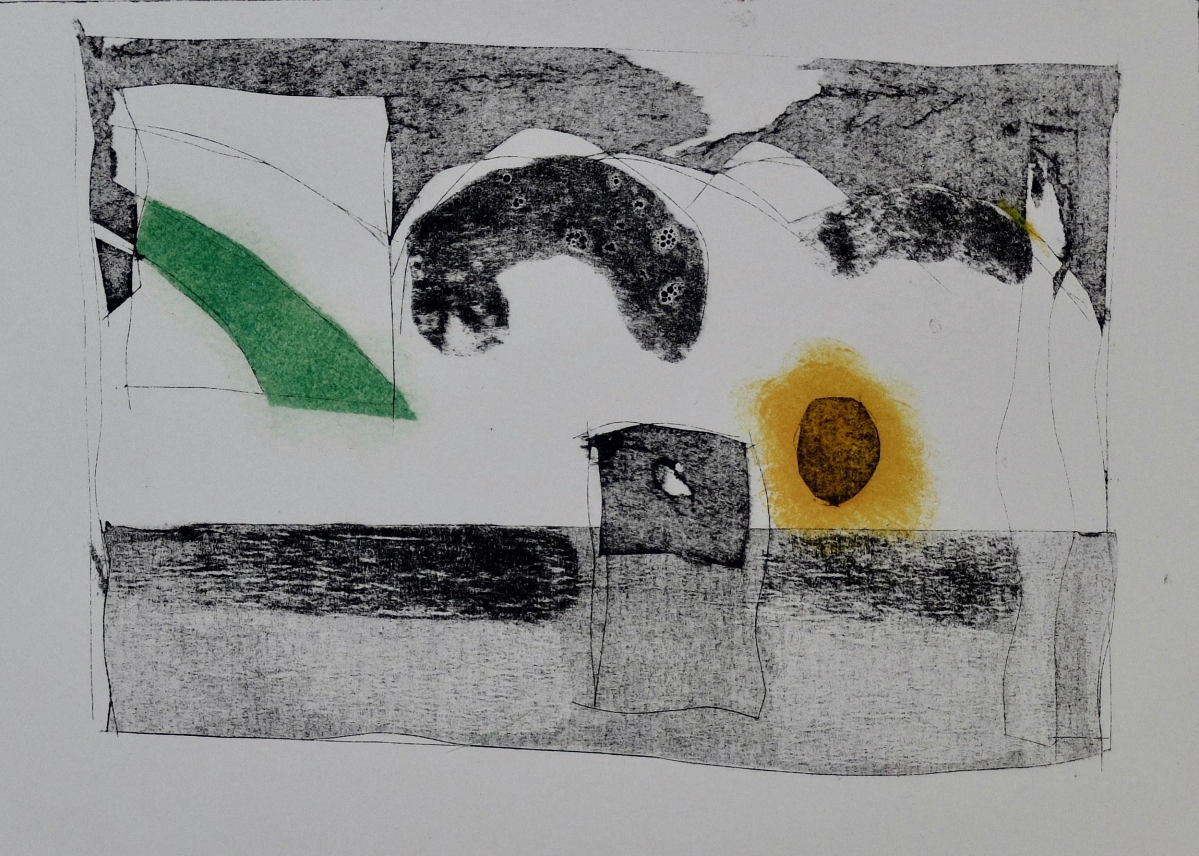 """<span class=""""link fancybox-details-link""""><a href=""""/exhibitions/20/works/artworks_standalone10794/"""">View Detail Page</a></span><div class=""""artist""""><span class=""""artist""""><strong>Robert Baggaley RE</strong></span></div><div class=""""title""""><em>Levant</em></div><div class=""""medium"""">monoprint</div><div class=""""dimensions"""">15 x 21 cm image size<br></div><div class=""""edition_details"""">unique</div>"""