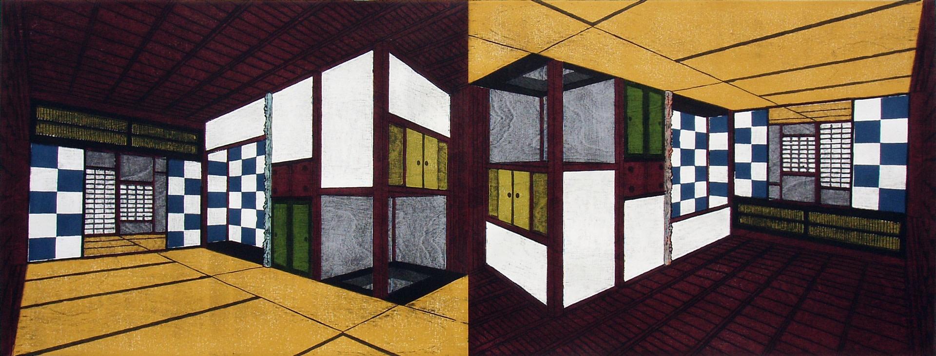 <span class=&#34;link fancybox-details-link&#34;><a href=&#34;/artists/114-nana-shiomi-re/works/9518/&#34;>View Detail Page</a></span><div class=&#34;artist&#34;><span class=&#34;artist&#34;><strong>Nana Shiomi RE</strong></span></div><div class=&#34;title&#34;><em>Reverse Universe - Ichimatsu</em></div><div class=&#34;medium&#34;>woodcut</div>