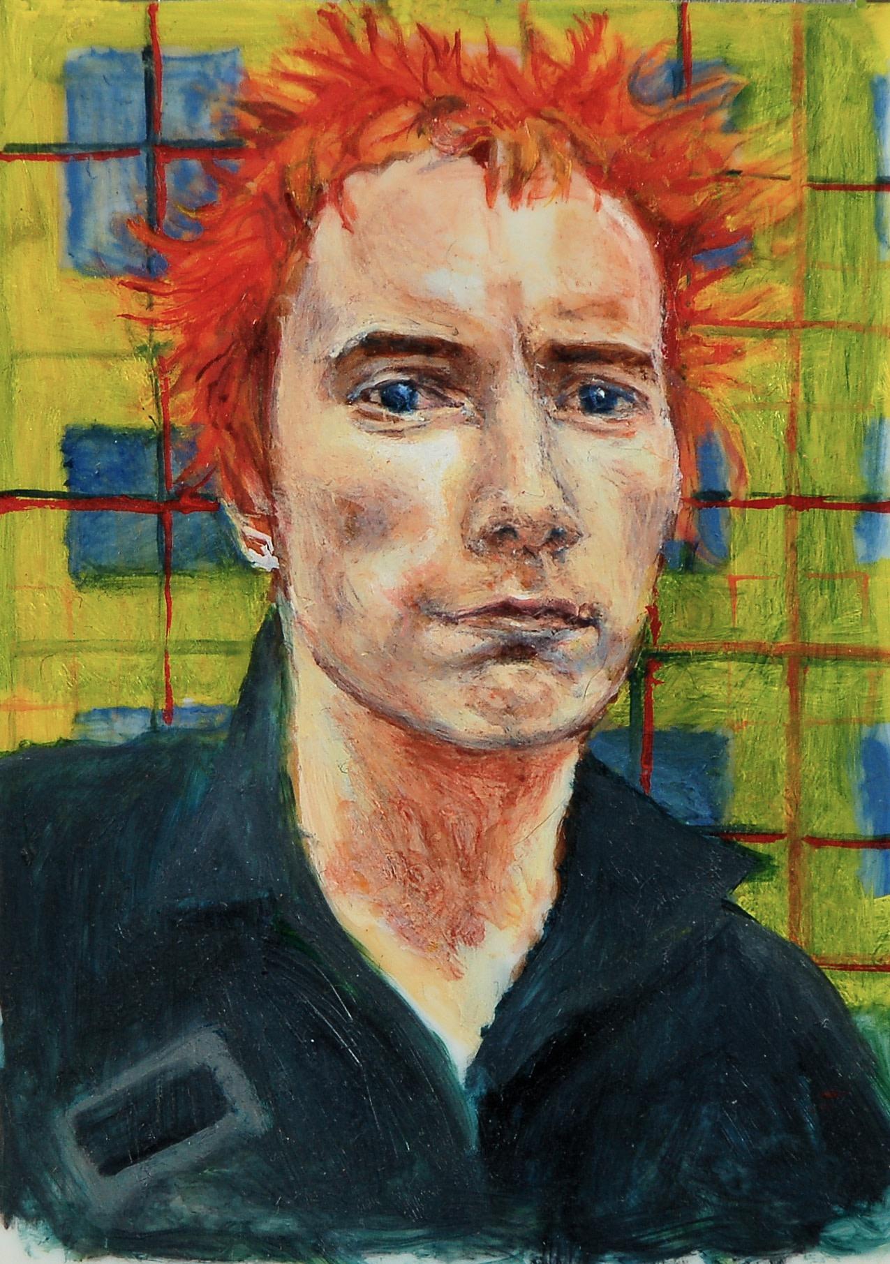 "<span class=""link fancybox-details-link""><a href=""/exhibitions/22/works/artworks_standalone11104/"">View Detail Page</a></span><div class=""artist""><span class=""artist""><strong>Caroline Macey ARE</strong></span></div><div class=""title""><em>Johnny</em></div><div class=""medium"">oil paint on ivorine</div><div class=""dimensions"">12 x 9 cm framed<br>9.5 x 6.5 cm image size</div>"