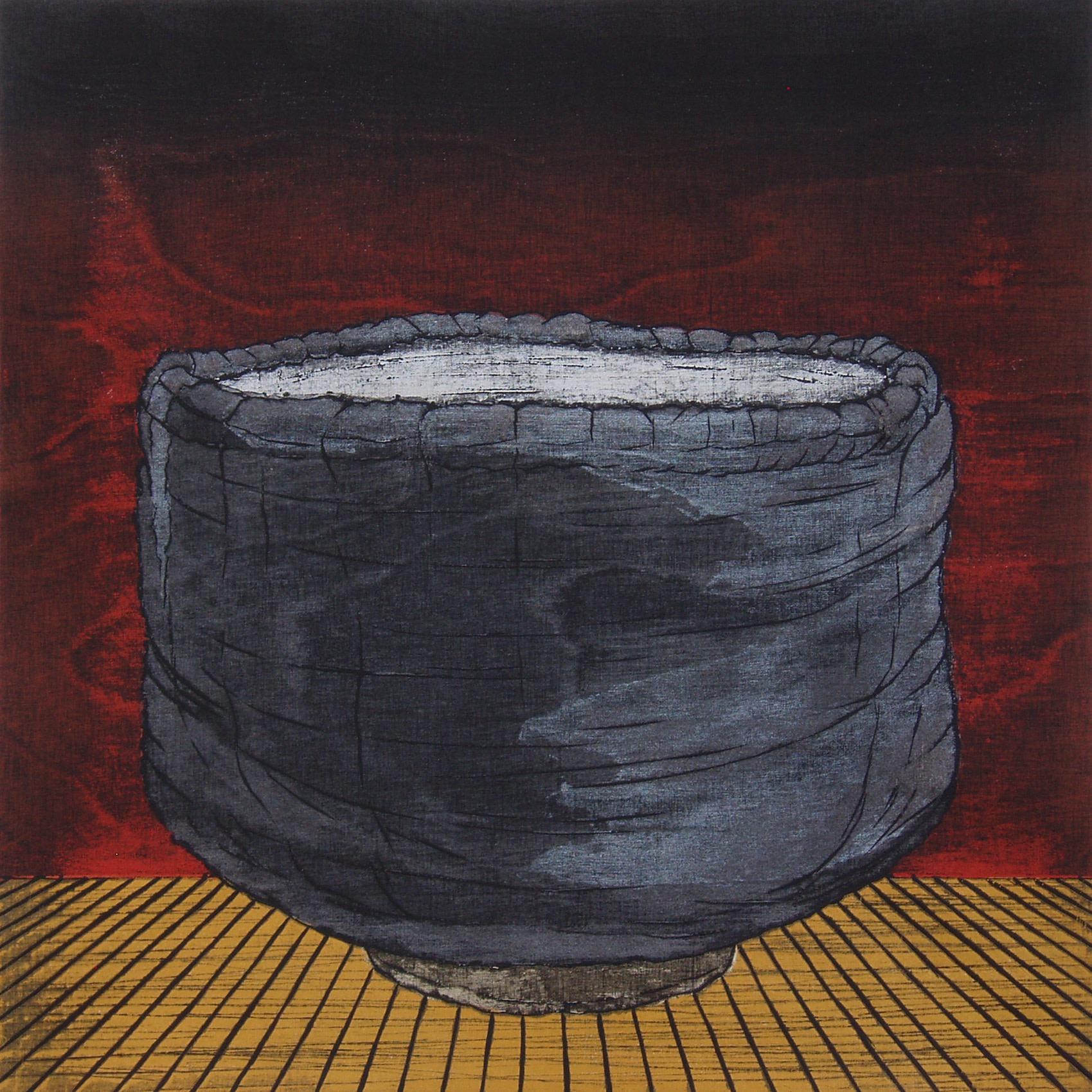 "<span class=""link fancybox-details-link""><a href=""/exhibitions/21/works/artworks_standalone10891/"">View Detail Page</a></span><div class=""artist""><span class=""artist""><strong>Nana Shiomi RE</strong></span></div><div class=""title""><em>Tea Bowl Universe</em></div><div class=""medium"">woodcut</div><div class=""dimensions"">45 x 45cm framed<br>30 x 30cm unframed</div><div class=""edition_details"">AP4</div>"