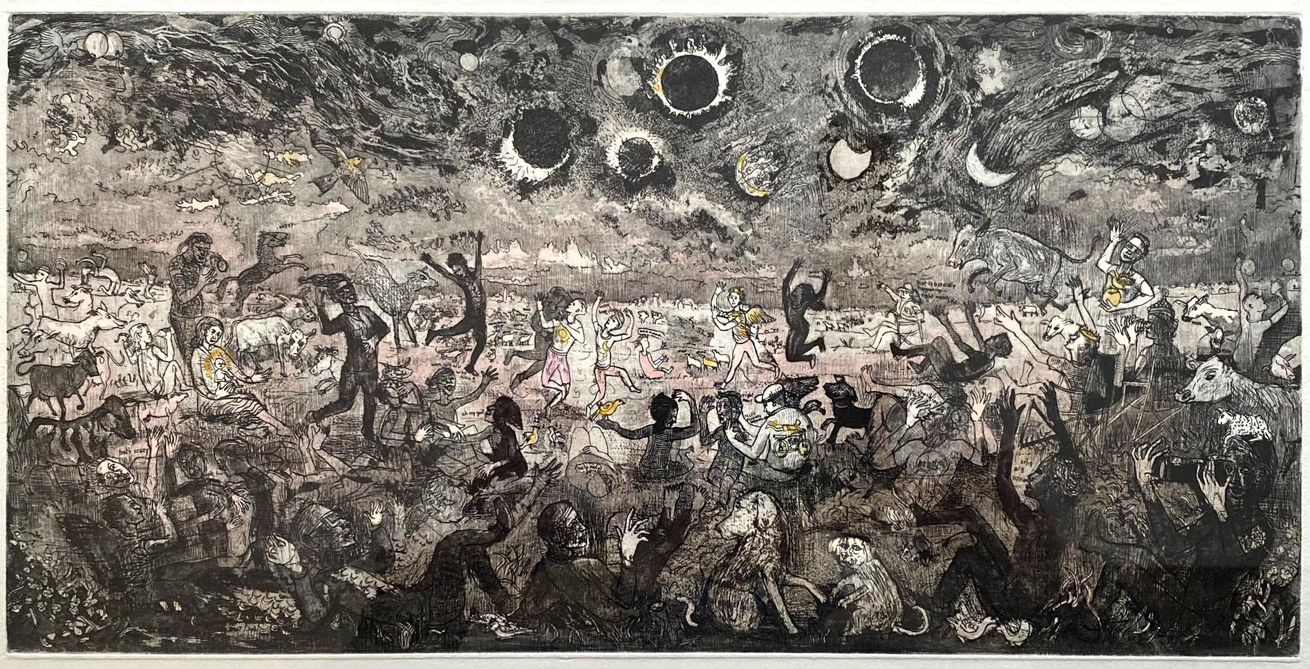 "<span class=""link fancybox-details-link""><a href=""/exhibitions/20/works/artworks_standalone10721/"">View Detail Page</a></span><div class=""artist""><span class=""artist""><strong>James Boyd Brent RE</strong></span></div><div class=""title""><em>Adoration (solar eclipse)</em></div><div class=""medium"">intaglio and mono print<br></div><div class=""dimensions"">20 x 40 cm image size</div><div class=""edition_details"">edition of 25</div>"