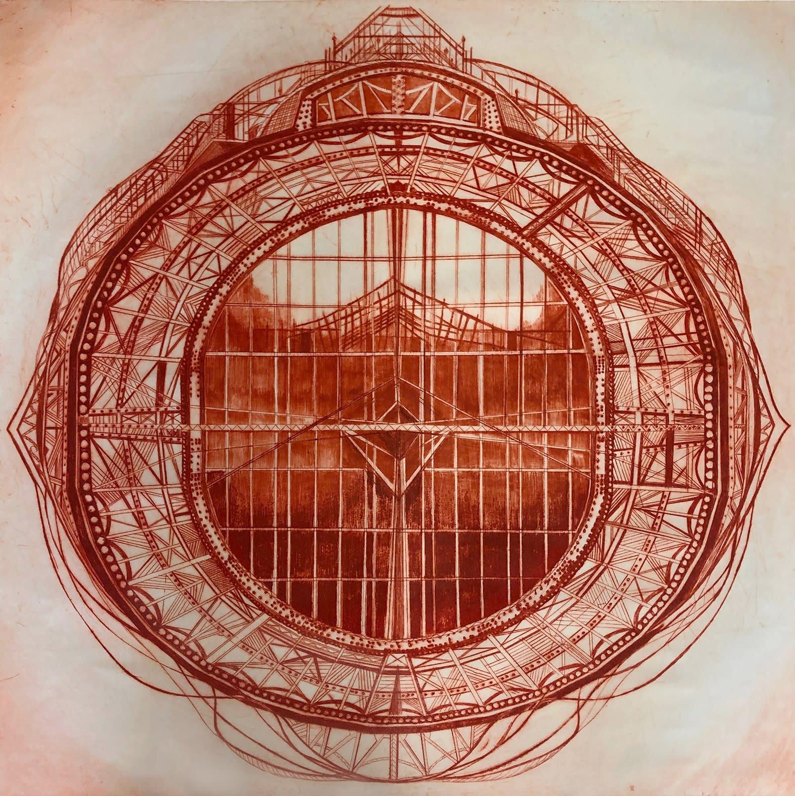 "<span class=""link fancybox-details-link""><a href=""/exhibitions/20/works/artworks_standalone10848/"">View Detail Page</a></span><div class=""artist""><span class=""artist""><strong>Jenny Robinson RE</strong></span></div><div class=""title""><em>#1 The Rotondo Portfolio</em></div><div class=""medium"">drypoint on Japanese paper</div><div class=""dimensions"">61 x 61 cm image size<br></div><div class=""edition_details"">edition of 7</div>"