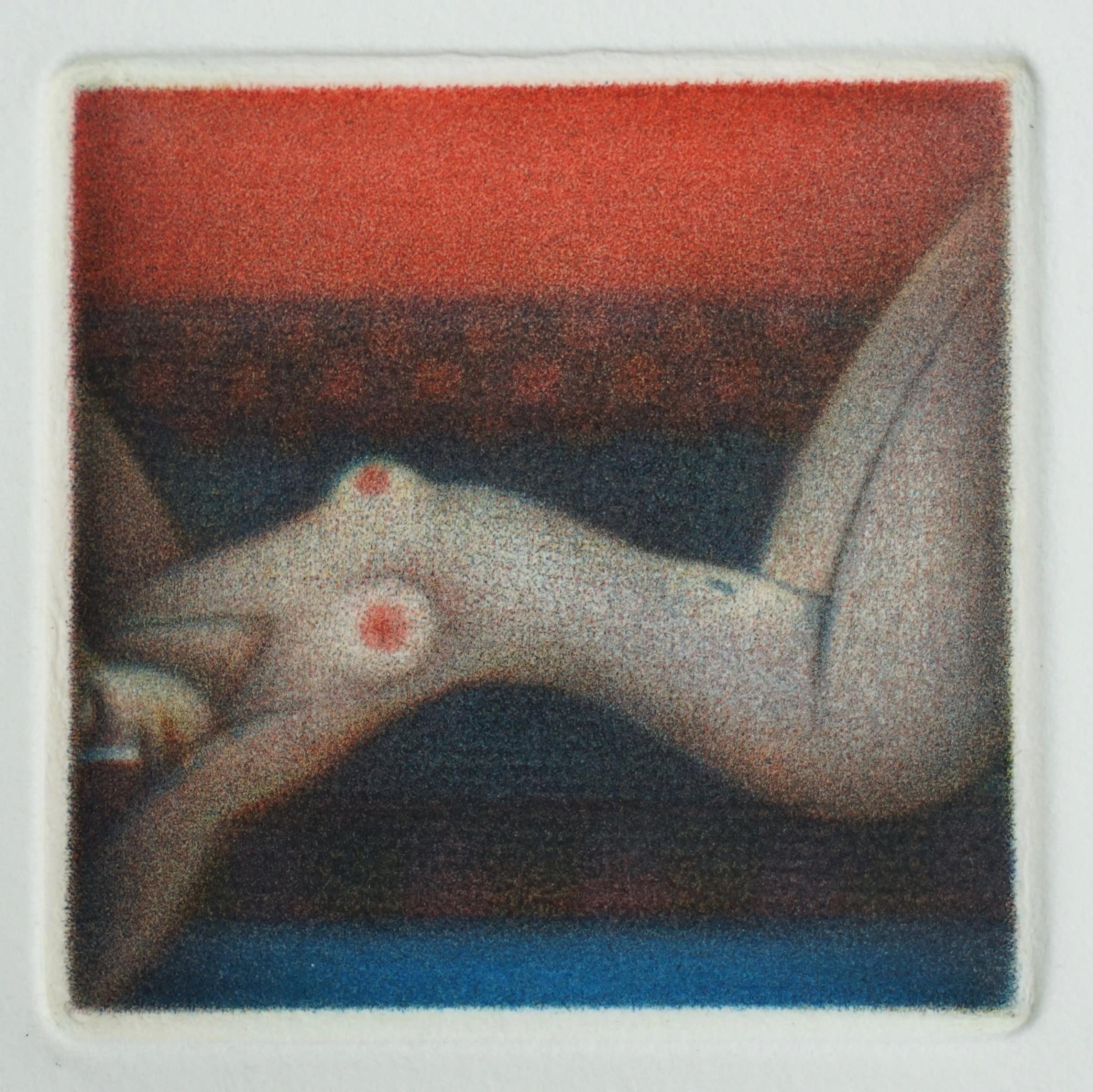 """<span class=""""link fancybox-details-link""""><a href=""""/exhibitions/23/works/artworks_standalone11238/"""">View Detail Page</a></span><div class=""""artist""""><span class=""""artist""""><strong>Roger Harris RE</strong></span></div><div class=""""title""""><em>Etude IV</em></div><div class=""""medium"""">mezzotint</div><div class=""""dimensions"""">20.5 x 20cm paper size<br>5.8 x 5.8cm image size</div><div class=""""edition_details"""">edition of 100</div>"""