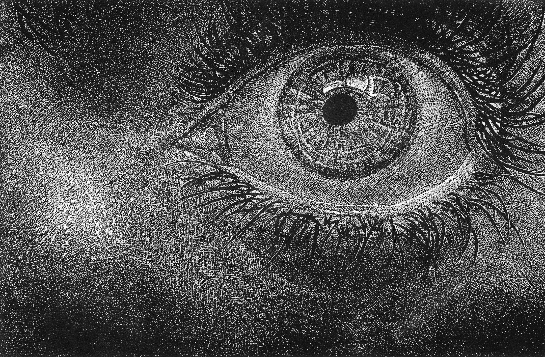 "<span class=""link fancybox-details-link""><a href=""/artists/229-raphael-appignanesi-are/works/11148/"">View Detail Page</a></span><div class=""artist""><span class=""artist""><strong>Raphael Appignanesi ARE</strong></span></div><div class=""title""><em>Self Portrait</em></div><div class=""medium"">relief etching</div><div class=""dimensions"">53 x 73 cm framed<br /> 40 x 59 cm image size<br /> </div><div class=""edition_details"">edition of 50</div><div class=""price"">£190.00 framed<br>£180.00 unframed</div>"