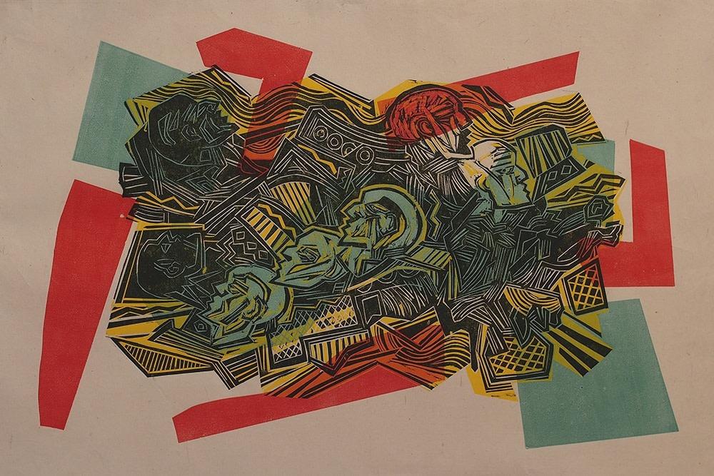 "<span class=""link fancybox-details-link""><a href=""/exhibitions/20/works/artworks_standalone10842/"">View Detail Page</a></span><div class=""artist""><span class=""artist""><strong>Simon Redington RE</strong></span></div><div class=""title""><em>Balaclava</em></div><div class=""medium"">woodcut</div><div class=""dimensions"">40 x 60 cm </div><div class=""edition_details"">AP</div>"