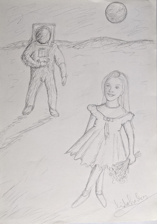 "<span class=""link fancybox-details-link""><a href=""/exhibitions/22/works/artworks_standalone11095/"">View Detail Page</a></span><div class=""artist""><span class=""artist""><strong>Linda Landers RE</strong></span></div><div class=""title""><em>Bouquet for The Astronaut</em></div><div class=""medium"">drawing</div><div class=""dimensions"">59 x 51.5 cm framed<br>41.5 x 30 cm image size</div>"