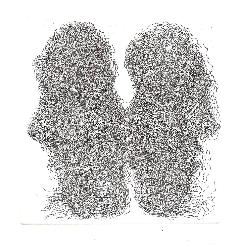 "<span class=""link fancybox-details-link""><a href=""/exhibitions/23/works/artworks_standalone11246/"">View Detail Page</a></span><div class=""artist""><span class=""artist""><strong>Paul Hawdon RE</strong></span></div><div class=""title""><em>The Kiss</em></div><div class=""medium"">etching</div><div class=""dimensions"">27 x 20cm paper size<br>10 x 10cm image size</div><div class=""edition_details"">edition of 25</div>"