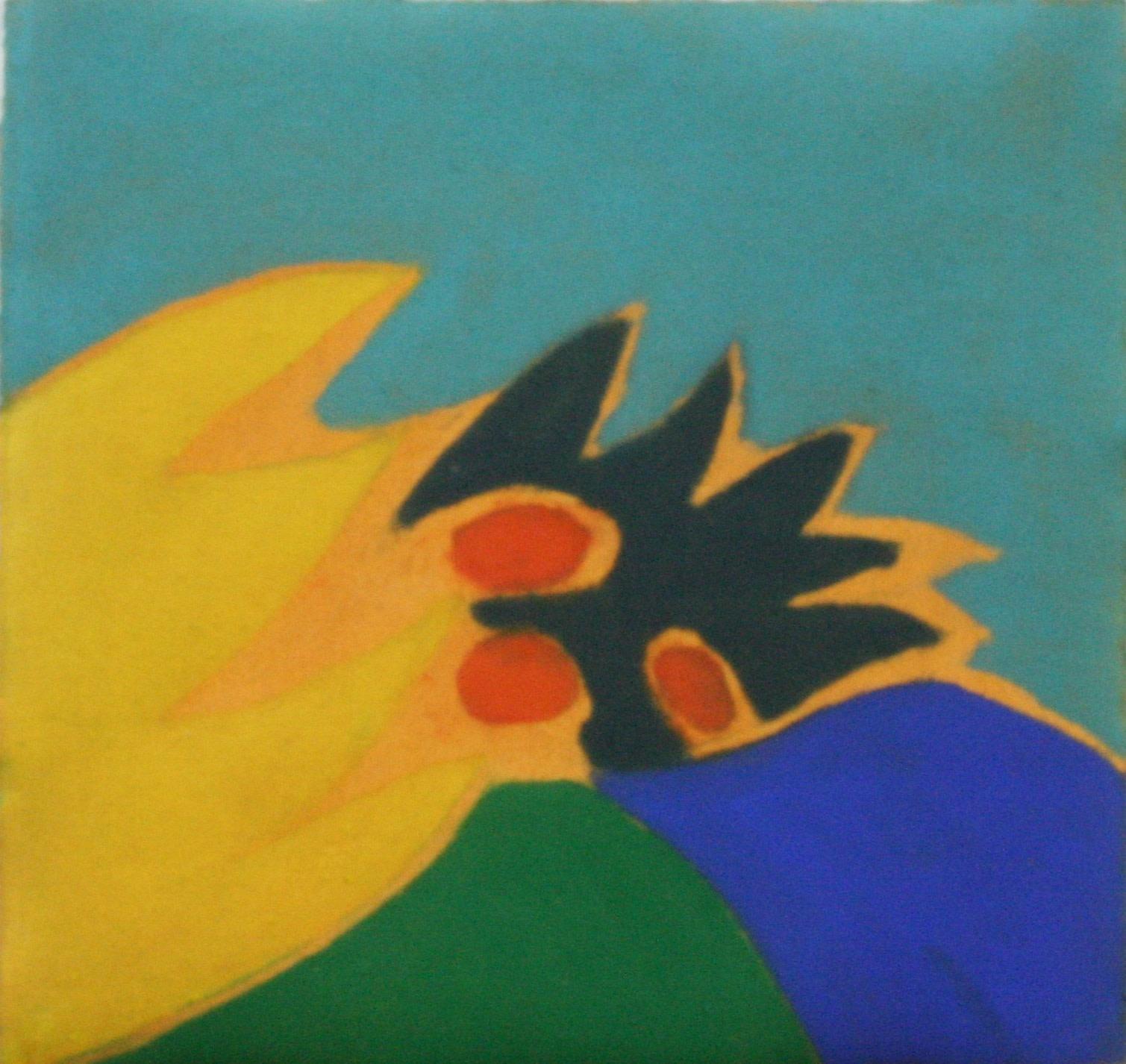 "<span class=""link fancybox-details-link""><a href=""/exhibitions/23/works/artworks_standalone10827/"">View Detail Page</a></span><div class=""artist""><span class=""artist""><strong>Ursula Leach RE</strong></span></div><div class=""title""><em>Exotic Plant II</em></div><div class=""medium"">carborundum & hand colouring<br></div><div class=""dimensions"">30 x 30 cm</div><div class=""edition_details"">edition of 7</div>"