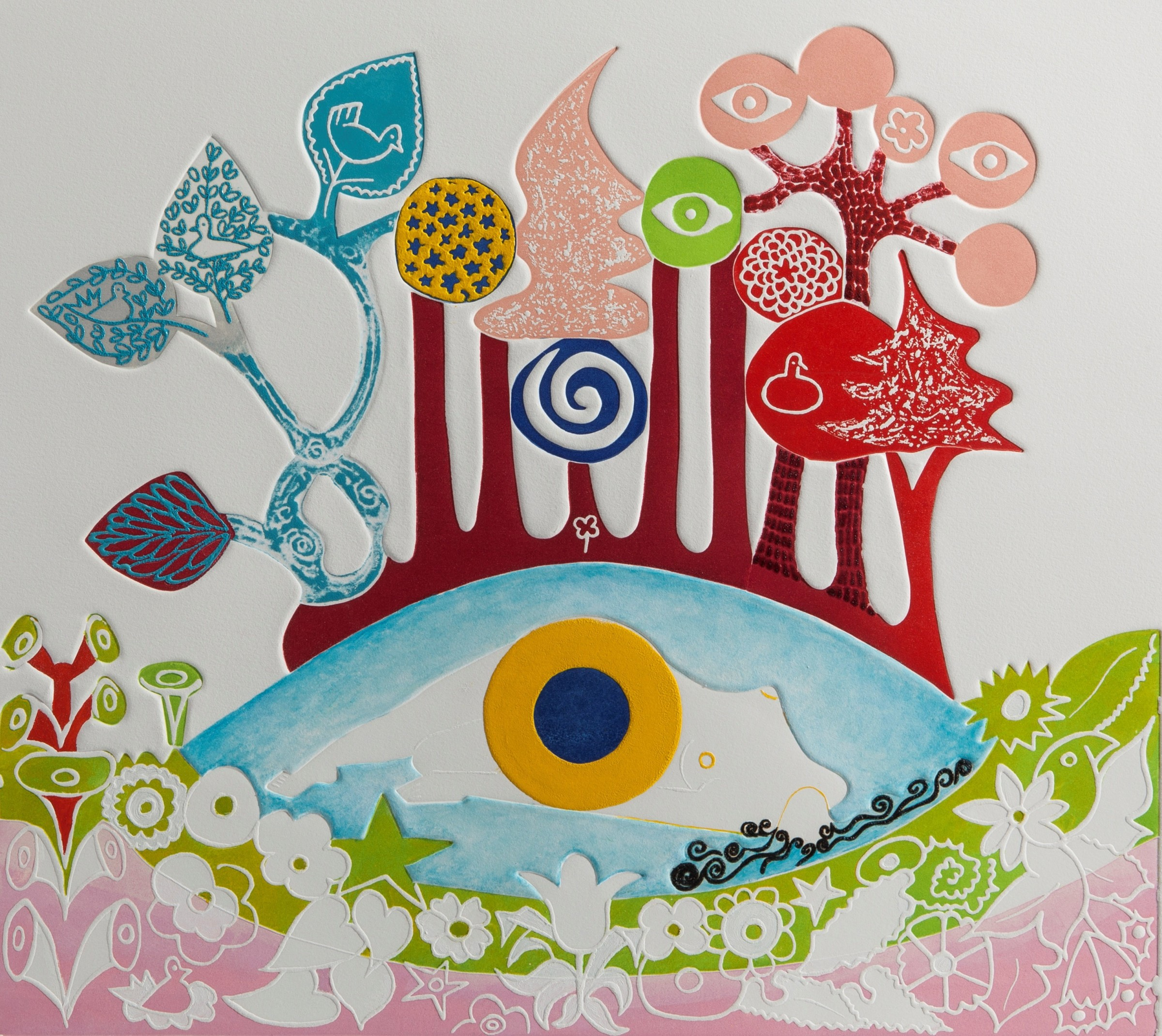 <span class=&#34;link fancybox-details-link&#34;><a href=&#34;/artists/73-carmen-gracia-re/works/9410/&#34;>View Detail Page</a></span><div class=&#34;artist&#34;><span class=&#34;artist&#34;><strong>Carmen Gracia RE</strong></span></div><div class=&#34;title&#34;><em>There Lies Titania Some Time of the Night Lulled in Flowers and Dancing and Delight</em></div><div class=&#34;medium&#34;>colour etching</div>