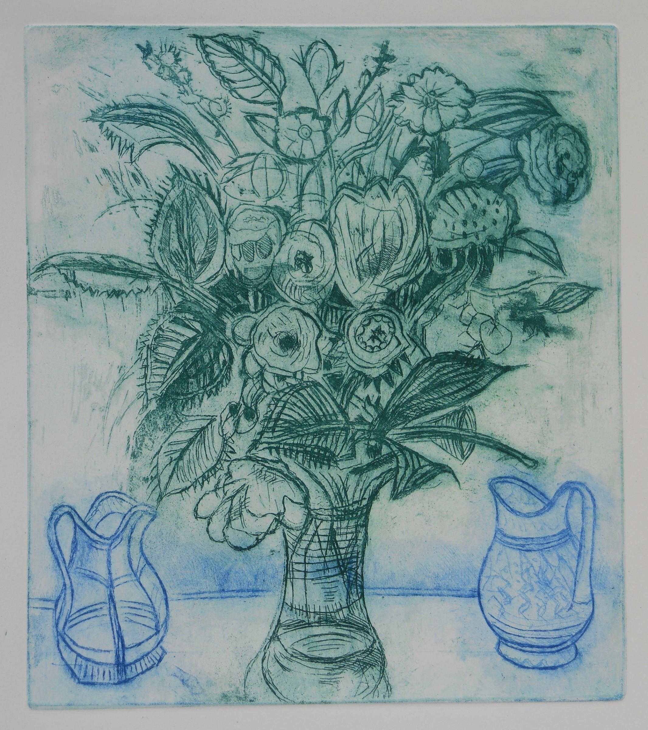 "<span class=""link fancybox-details-link""><a href=""/exhibitions/20/works/artworks_standalone10869/"">View Detail Page</a></span><div class=""artist""><span class=""artist""><strong>Richard Bawden RWS RE</strong></span></div><div class=""title""><em>Gaye's Bunch</em></div><div class=""medium"">etching</div><div class=""dimensions"">30 x 26cm image size</div><div class=""edition_details"">edition of 85</div>"