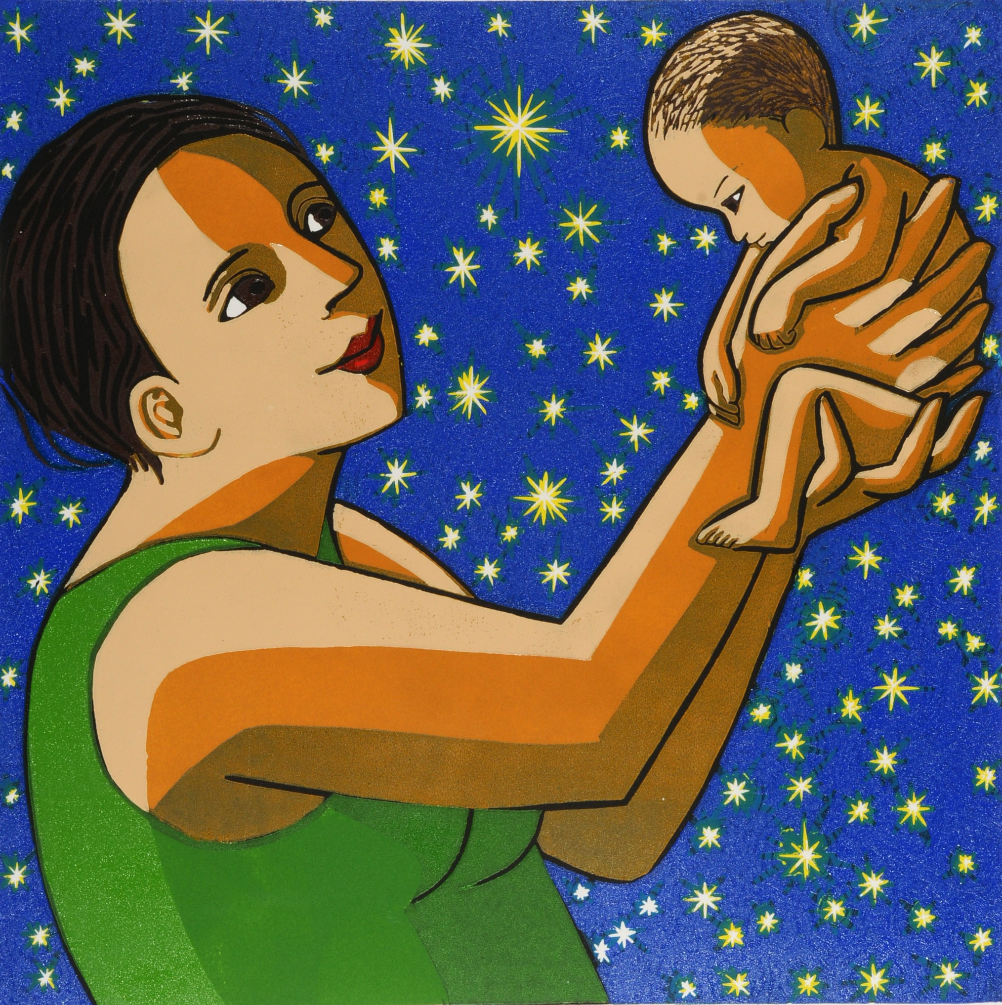 "<span class=""link fancybox-details-link""><a href=""/exhibitions/22/works/artworks_standalone11063/"">View Detail Page</a></span><div class=""artist""><span class=""artist""><strong>Anita Klein PPRE Hon RWS</strong></span></div><div class=""title""><em>The Miracle</em></div><div class=""medium"">linocut</div><div class=""dimensions"">66 x 65 cm framed size<br>45 x 45 cm image size</div><div class=""edition_details"">edition of 50</div>"