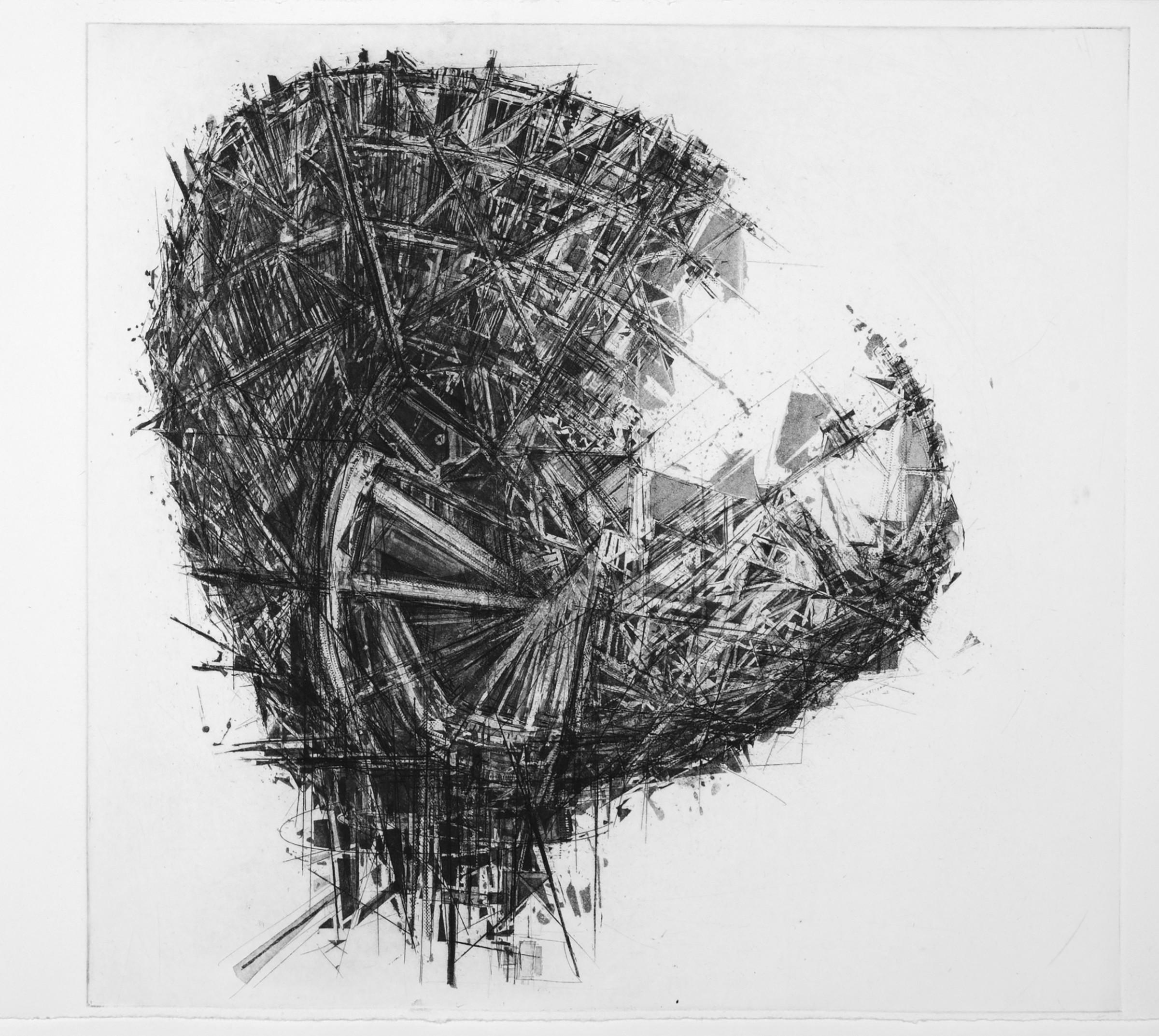 "<span class=""link fancybox-details-link""><a href=""/exhibitions/20/works/artworks_standalone10679/"">View Detail Page</a></span><div class=""artist""><span class=""artist""><strong>Ian Chamberlain ARE</strong></span></div><div class=""title""><em>Sat.IV</em></div><div class=""medium"">etching</div><div class=""dimensions"">48 x 51 cm image size</div><div class=""edition_details"">edition of 30</div>"