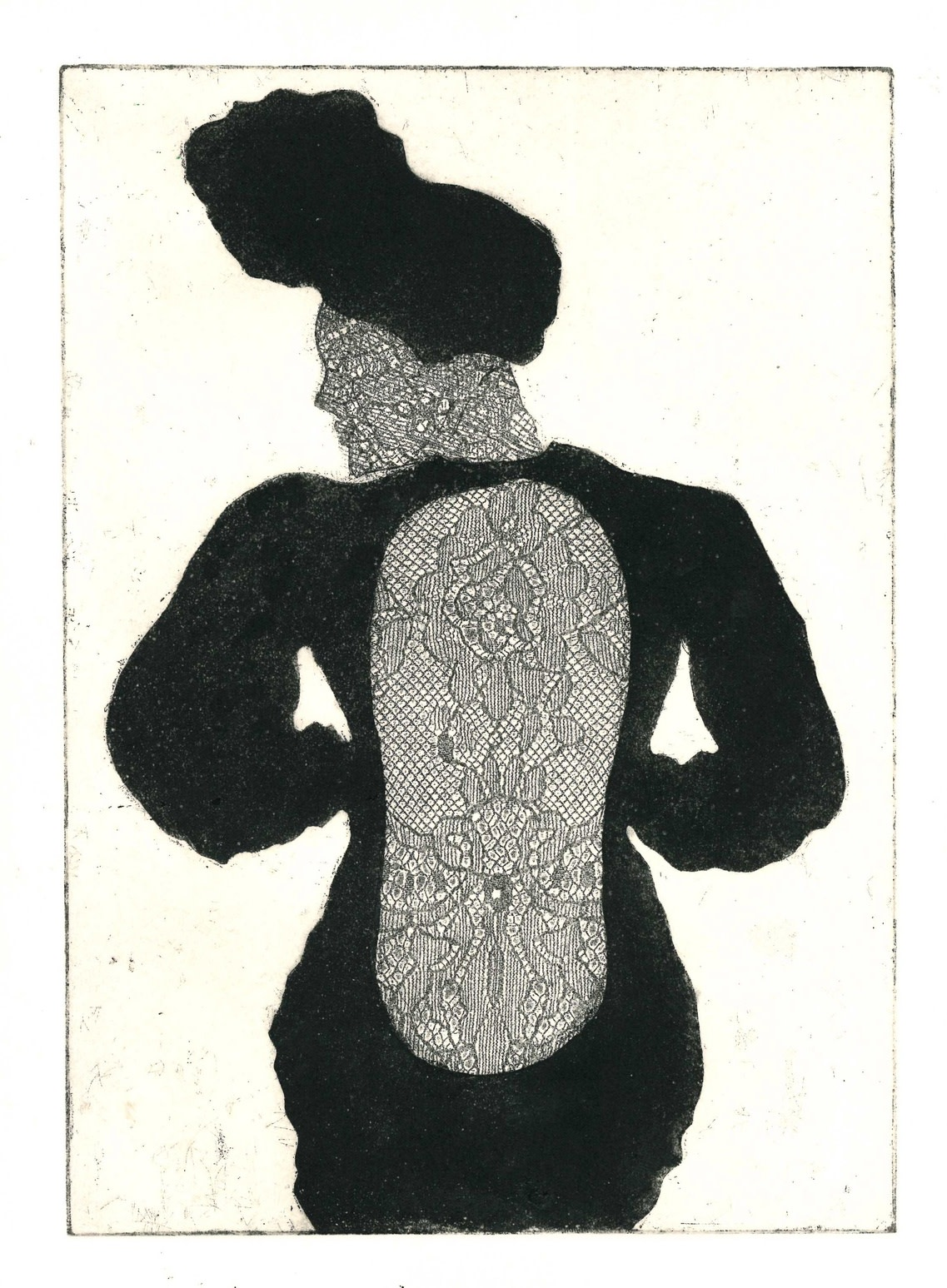 "<span class=""link fancybox-details-link""><a href=""/exhibitions/17/works/image_standalone678/"">View Detail Page</a></span><p><strong>Paul Gale</strong></p><p>Lady in Black</p><p>etching and aquatint, ed of 10</p><p>35 x 25cm</p><p>£175 framed</p><p>£60 unframed</p>"