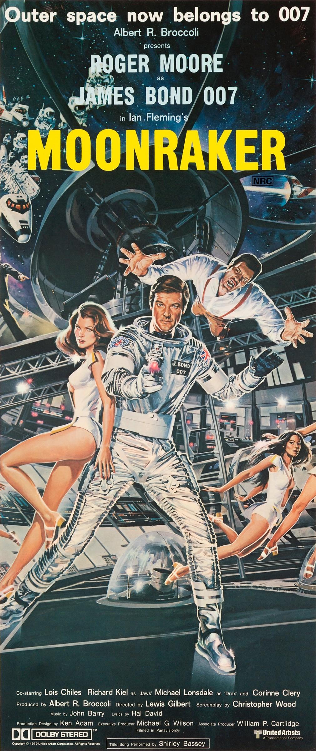 Watch Moonraker 1979 Movie Free