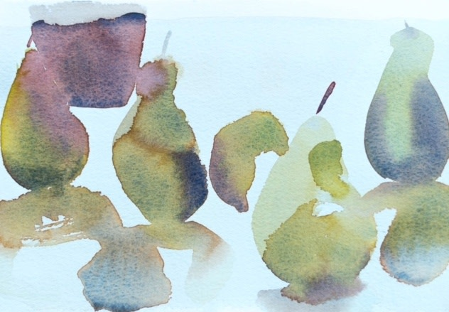 <span class=&#34;link fancybox-details-link&#34;><a href=&#34;/exhibitions/16/works/image_standalone317/&#34;>View Detail Page</a></span><p>Carol Roundhill, <em>Pears,</em> &#163;600</p>