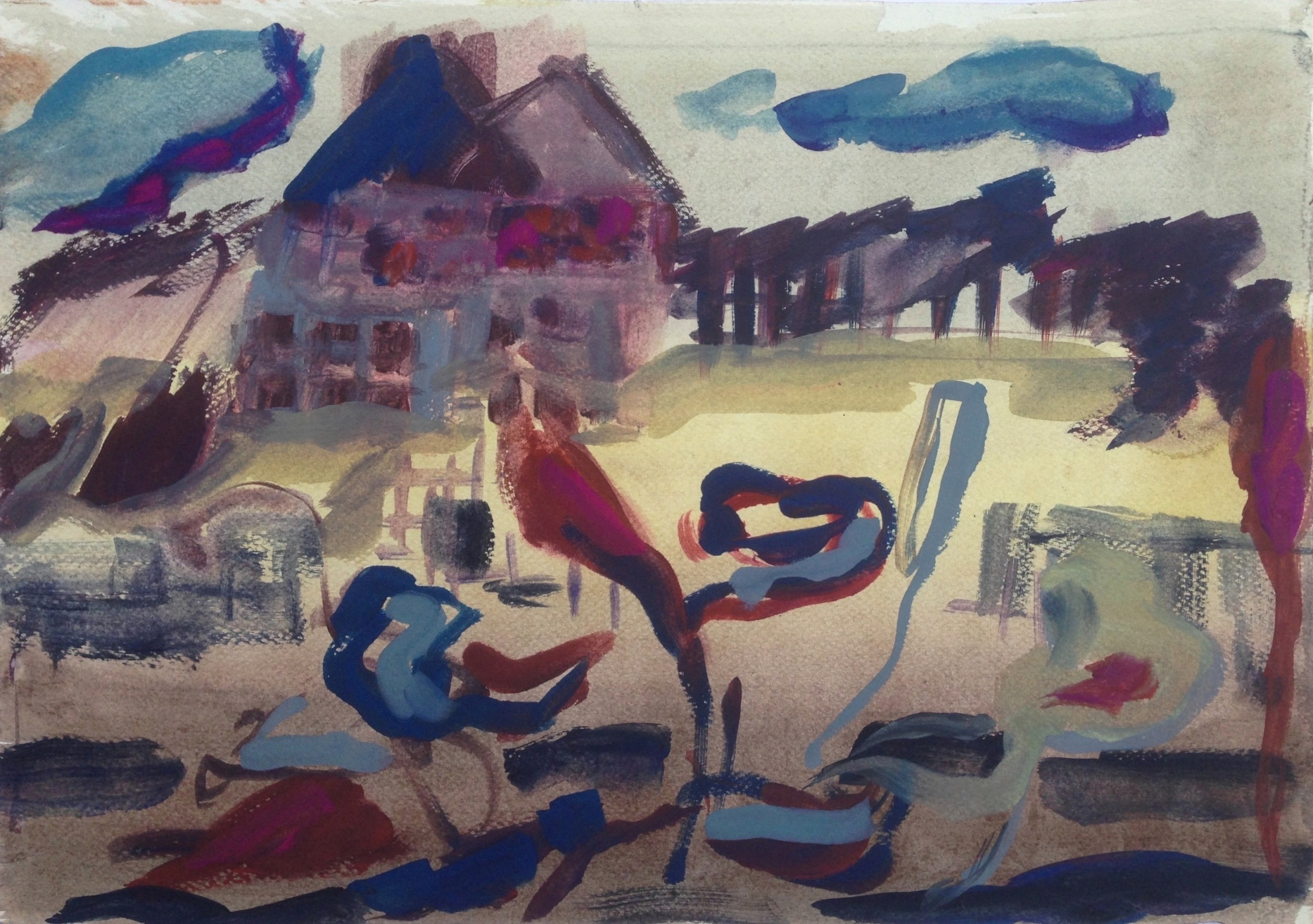 <span class=&#34;link fancybox-details-link&#34;><a href=&#34;/exhibitions/16/works/image_standalone338/&#34;>View Detail Page</a></span><p>Elvira Rose Oddy,&#160;<em>Homestead</em>, &#163;485</p>