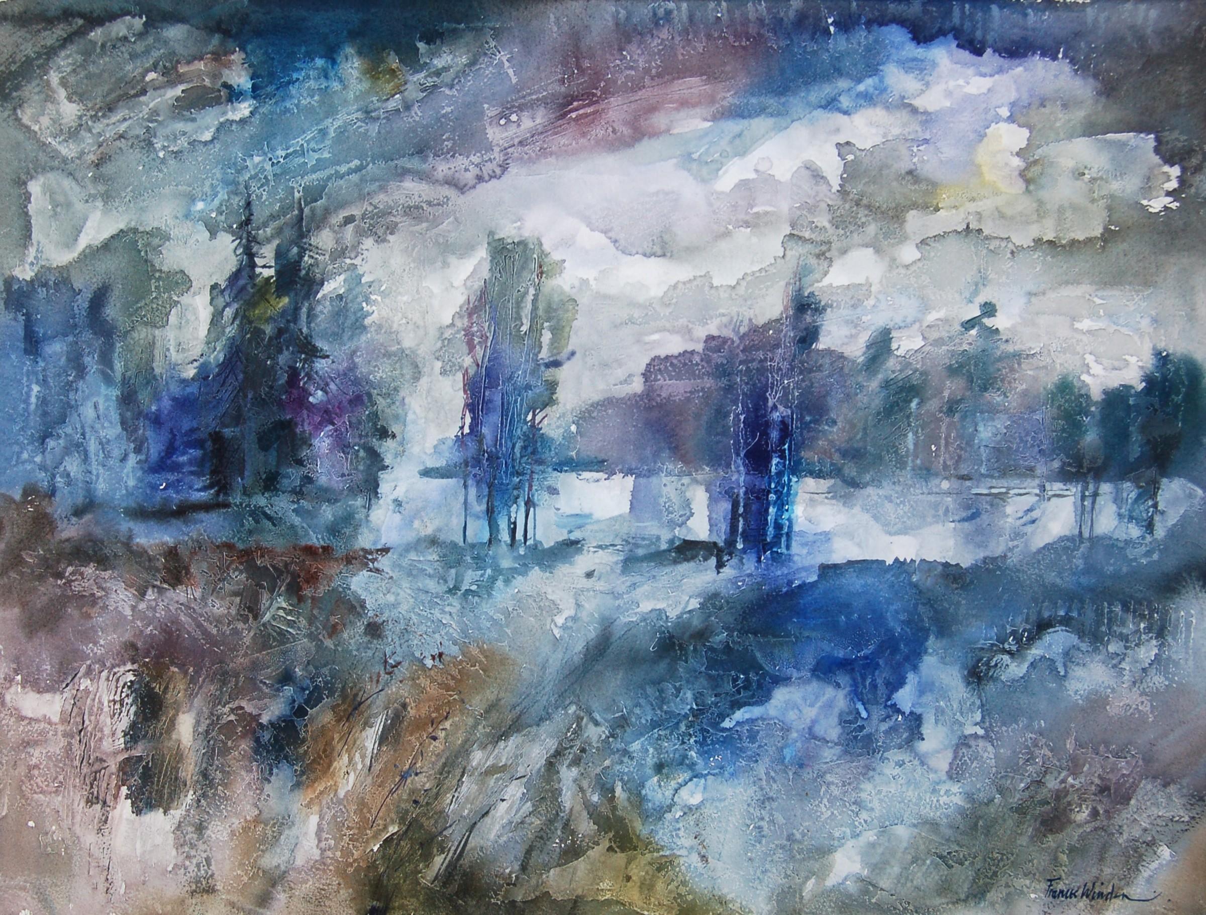 <span class=&#34;link fancybox-details-link&#34;><a href=&#34;/exhibitions/16/works/image_standalone341/&#34;>View Detail Page</a></span><p>Frances Winder,&#160;<em>Winter Lake</em>, &#163;600</p>