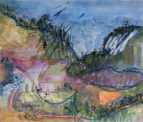 <span class=&#34;link fancybox-details-link&#34;><a href=&#34;/exhibitions/16/works/image_standalone350/&#34;>View Detail Page</a></span><p>Helen Brown,&#160;<em>Walking the Landscape of Galicia</em>, &#163;525</p>