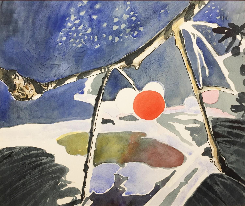 <span class=&#34;link fancybox-details-link&#34;><a href=&#34;/exhibitions/25/works/image_standalone585/&#34;>View Detail Page</a></span><p><span>Kay le Seelleur Ara</span></p><p><em>Setting Suns</em></p>