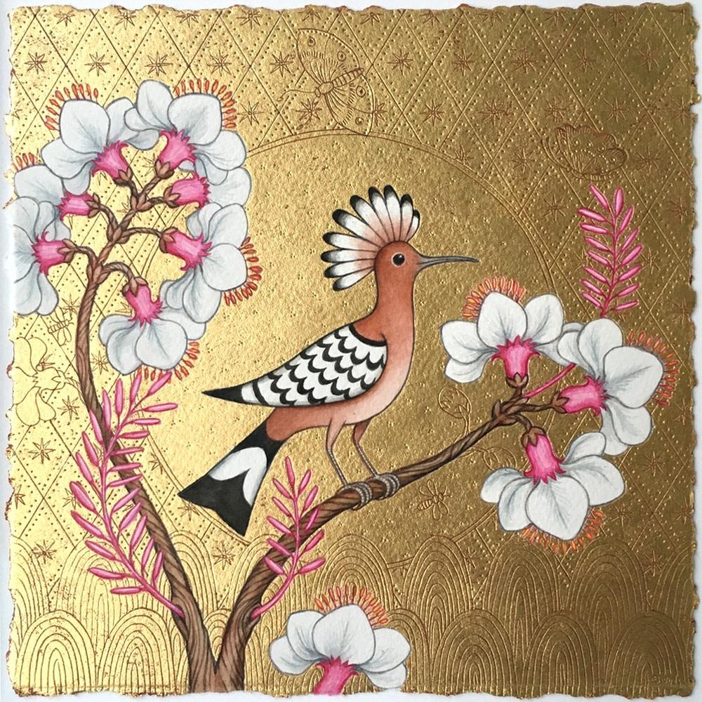 "<span class=""link fancybox-details-link""><a href=""/exhibitions/36/works/image_standalone4837/"">View Detail Page</a></span><p>Linda Edwards</p><p><em>Heavenly Scent</em></p><p>watercolour & 24ct gold leaf</p><p>£590</p>"