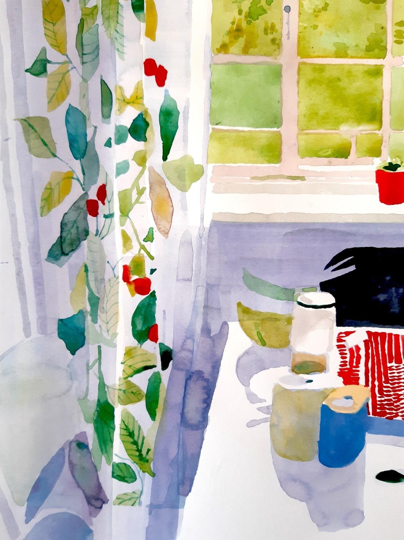 "<span class=""link fancybox-details-link""><a href=""/exhibitions/36/works/image_standalone4847/"">View Detail Page</a></span><p>Nicola Gregory</p><p><em>Julie's Lunch</em></p><p>watercolour</p><p>£380</p>"
