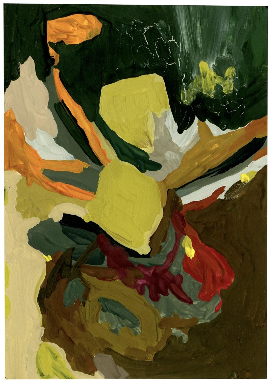 """<span class=""""link fancybox-details-link""""><a href=""""/exhibitions/36/works/image_standalone4888/"""">View Detail Page</a></span><p>Jeanne Schmidt</p><p><em>Chaise dans l'oeil</em></p><p>gouache</p><p>£700</p>"""