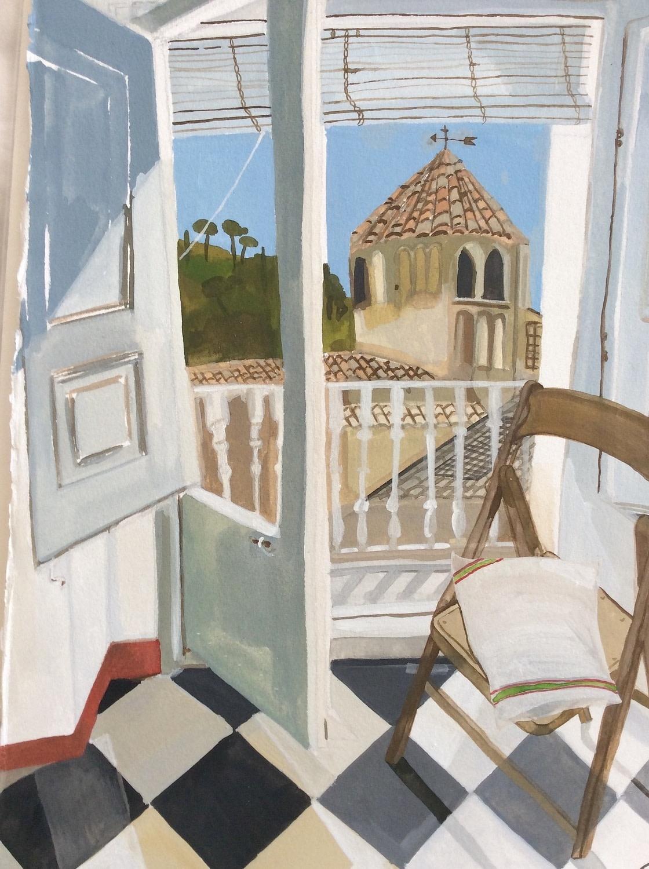 "<span class=""link fancybox-details-link""><a href=""/exhibitions/36/works/image_standalone4891/"">View Detail Page</a></span><p>Claudia Silva</p><p><em>Monastery View</em></p><p>watercolour & gouache</p><p>£500</p>"