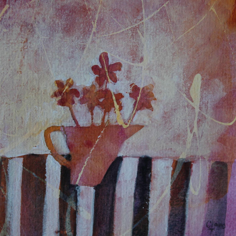 "<span class=""link fancybox-details-link""><a href=""/exhibitions/36/works/image_standalone4900/"">View Detail Page</a></span><p>Clare Tebboth</p><p><em>Jug with Flowers</em></p><p>watercolour, gouache & ink</p><p>£275</p>"