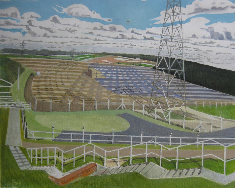"""<span class=""""link fancybox-details-link""""><a href=""""/exhibitions/36/works/image_standalone4912/"""">View Detail Page</a></span><p>Philip Youd</p><p><em>Lark Ascending in a Modern Landscape</em></p><p>acrylic</p><p>£380</p><p></p><p>Judge's Choice</p><p>Selected by Jill Leman PRWS</p><p>RWS Artist & President</p>"""