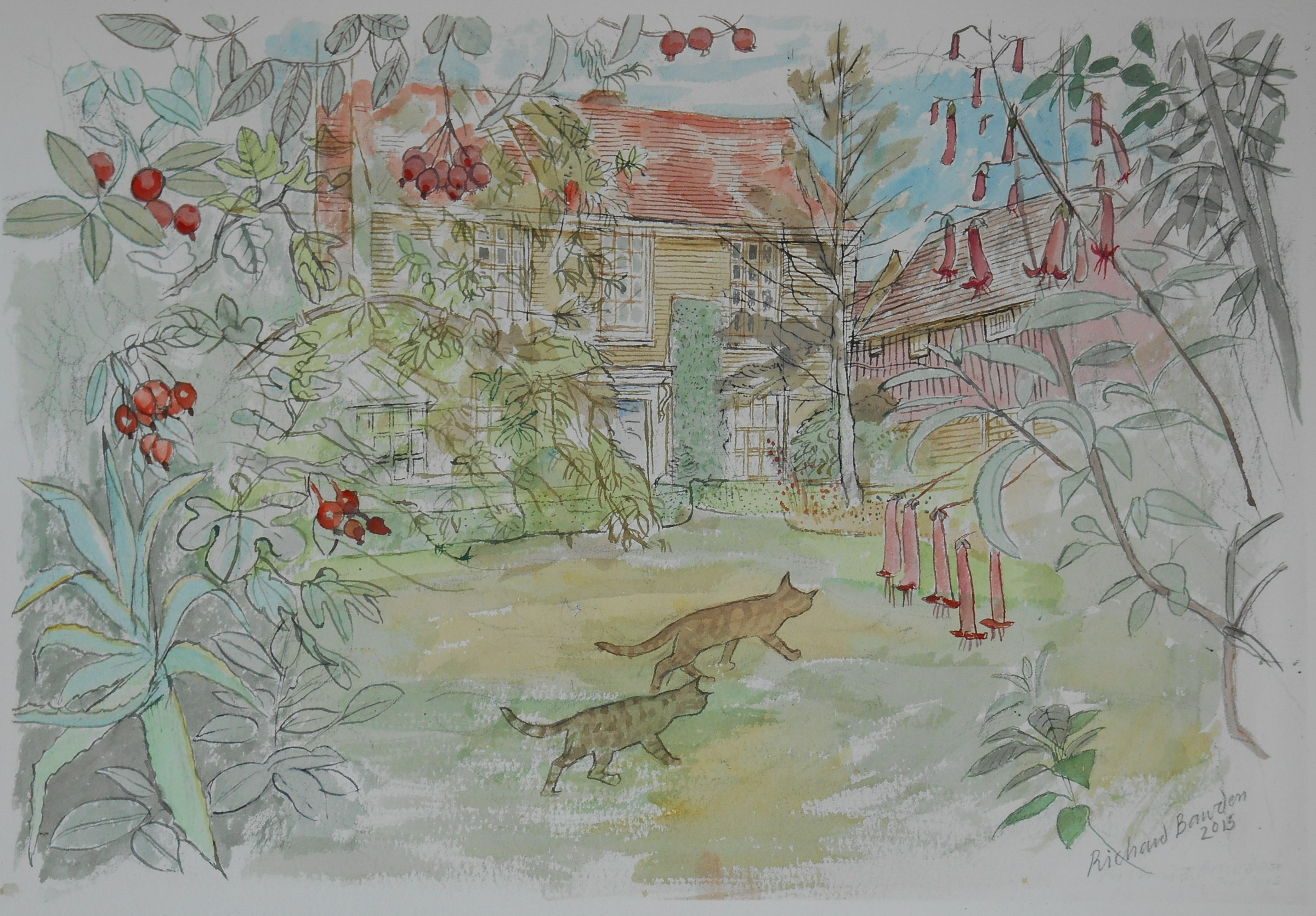 <span class=&#34;link fancybox-details-link&#34;><a href=&#34;/artists/38-richard-bawden/works/9464-richard-bawden-off-we-go/&#34;>View Detail Page</a></span><div class=&#34;artist&#34;><span class=&#34;artist&#34;><strong>Richard Bawden</strong></span></div>