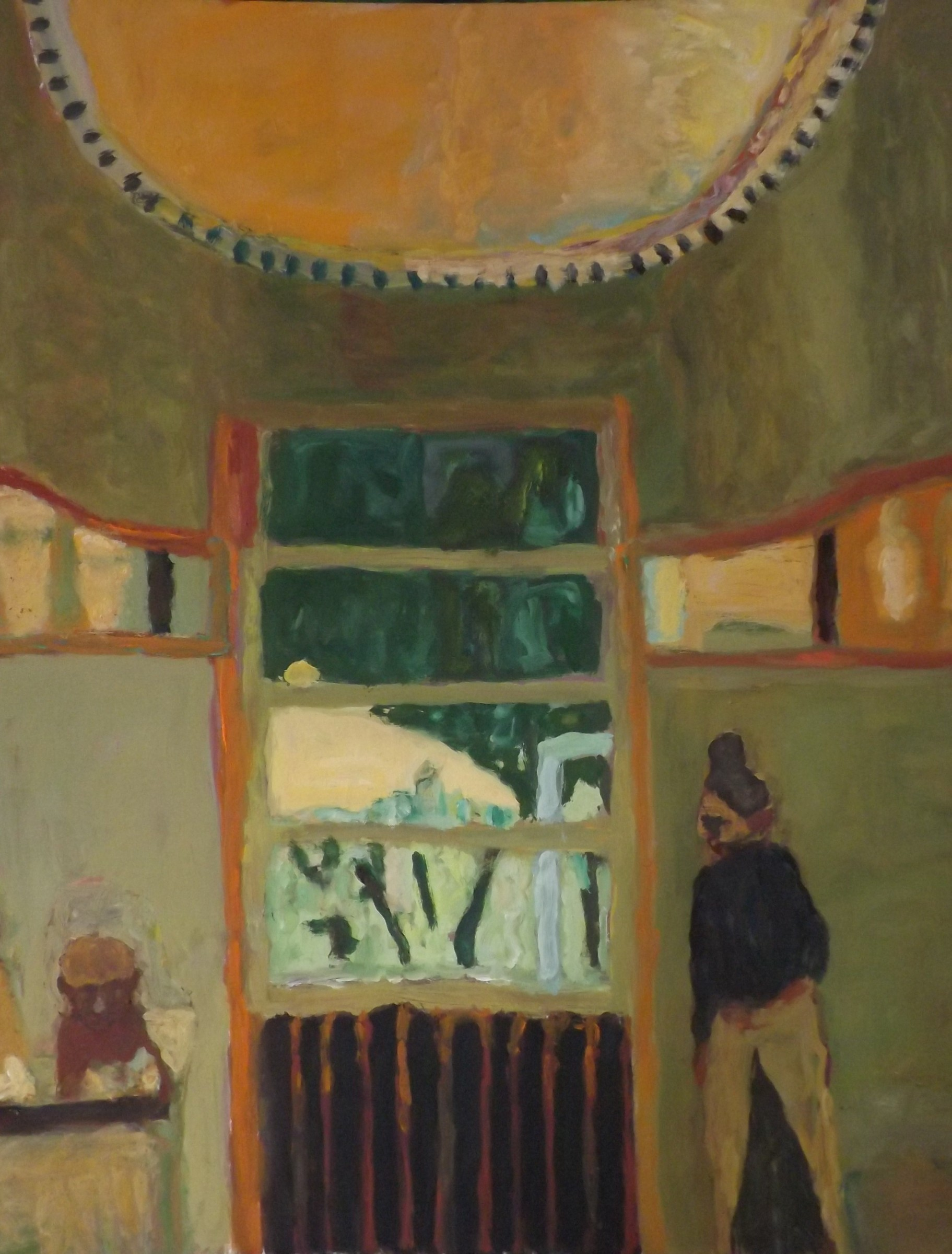 <span class=&#34;link fancybox-details-link&#34;><a href=&#34;/exhibitions/12/works/artworks_standalone9772/&#34;>View Detail Page</a></span><div class=&#34;artist&#34;><span class=&#34;artist&#34;><strong>Bridget Moore</strong></span></div><div class=&#34;title&#34;><em>Circus Restaurant                                                       </em></div><div class=&#34;medium&#34;>gouache</div>