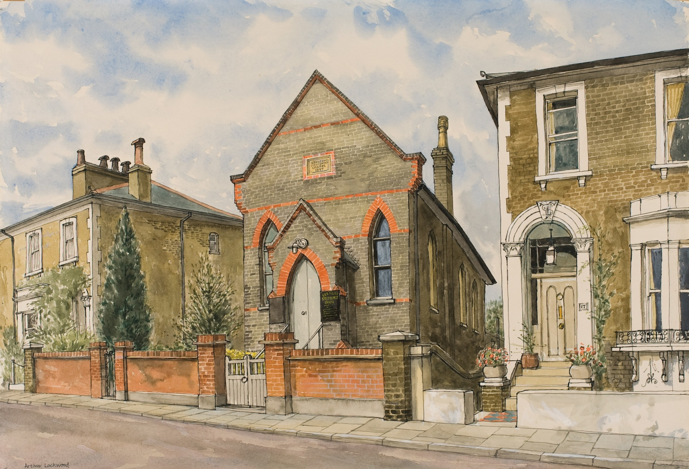 <span class=&#34;link fancybox-details-link&#34;><a href=&#34;/artists/79-arthur-lockwood/works/9996-arthur-lockwood-ebenezer-strict-baptist-chapel-richmond/&#34;>View Detail Page</a></span><div class=&#34;artist&#34;><span class=&#34;artist&#34;><strong>Arthur Lockwood</strong></span></div><div class=&#34;title&#34;><em>Ebenezer Strict Baptist Chapel, Richmond</em></div><div class=&#34;medium&#34;>pen & wash</div><div class=&#34;price&#34;>£550.00</div>