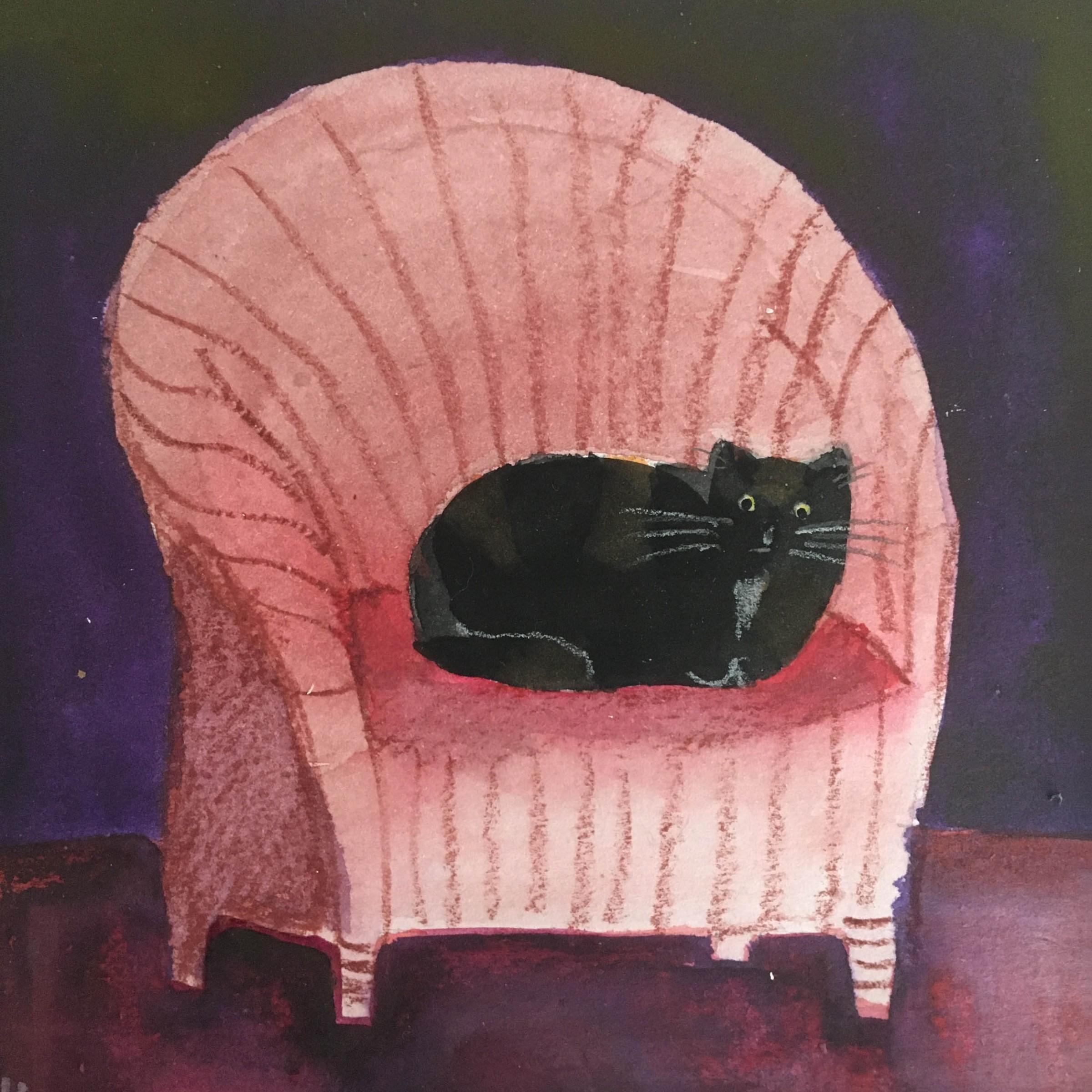 "<span class=""link fancybox-details-link""><a href=""/artists/30-jill-leman/works/12243-jill-leman-lucky-black-cat/"">View Detail Page</a></span><div class=""artist""><span class=""artist""><strong>Jill Leman</strong></span></div><div class=""title""><em>Lucky Black Cat</em></div><div class=""medium"">watercolour on paper</div><div class=""dimensions"">Frame: 20 x 20 cm<br /> Artwork: 12 x 12 cm</div><div class=""price"">£250.00</div>"