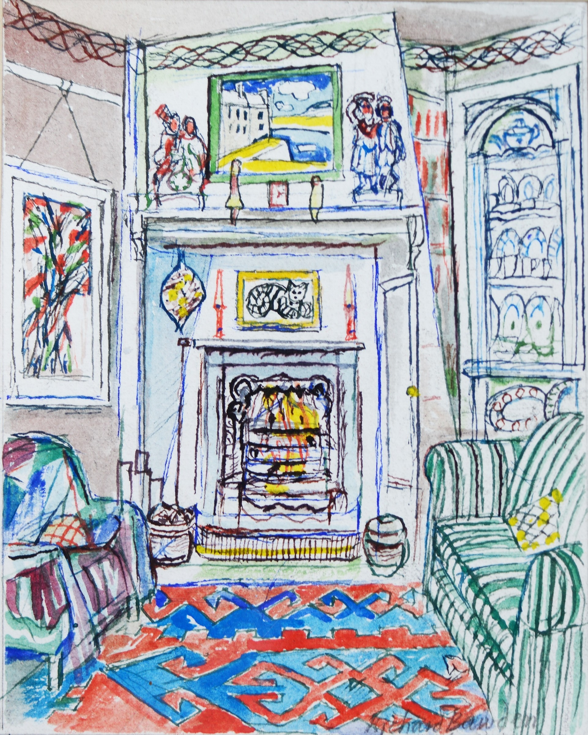 <span class=&#34;link fancybox-details-link&#34;><a href=&#34;/artists/38-richard-bawden/works/10575-richard-bawden-hot-fire/&#34;>View Detail Page</a></span><div class=&#34;artist&#34;><span class=&#34;artist&#34;><strong>Richard Bawden</strong></span></div><div class=&#34;title&#34;><em>Hot Fire</em></div><div class=&#34;medium&#34;>watercolour</div><div class=&#34;dimensions&#34;>30x25cm</div><div class=&#34;price&#34;>£480.00</div>