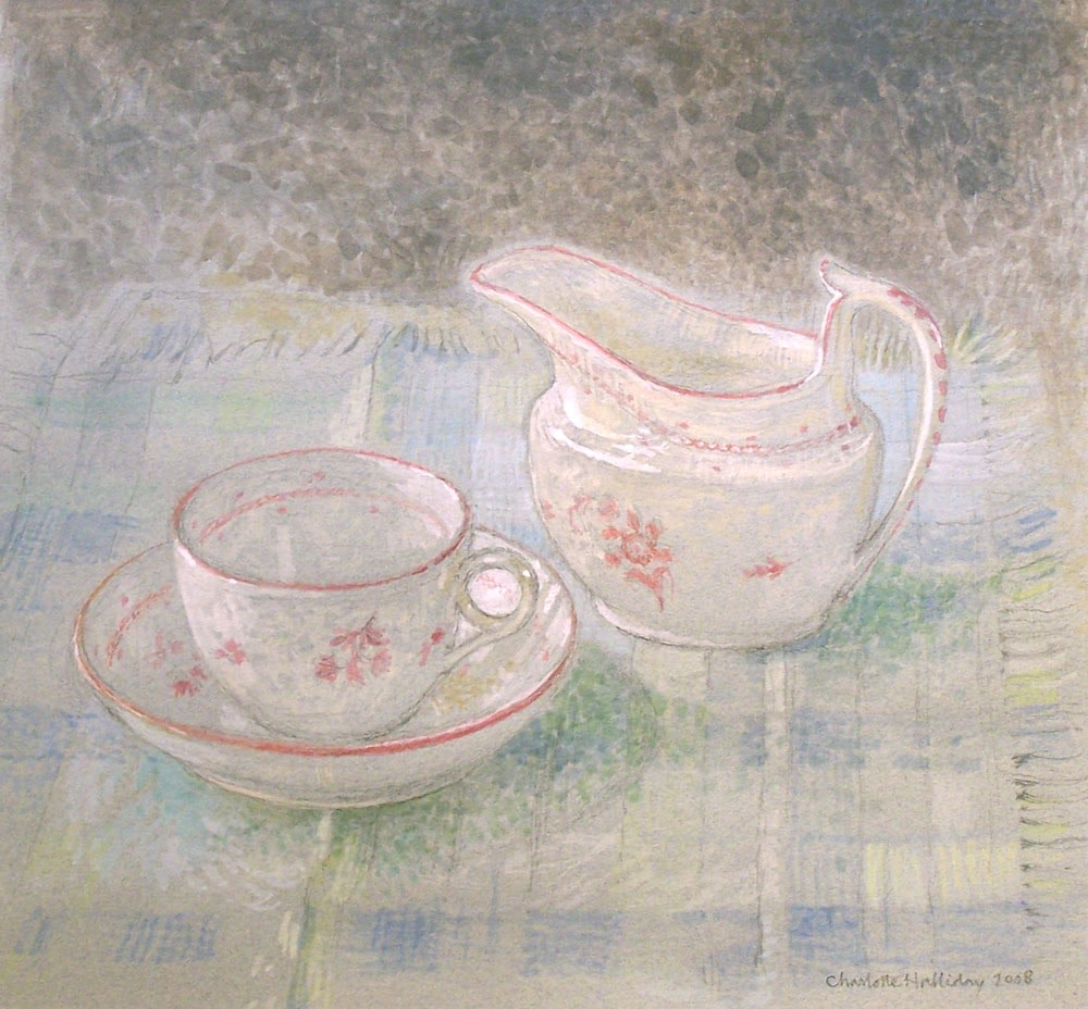 """<span class=""""link fancybox-details-link""""><a href=""""/artists/66-charlotte-halliday/works/11524-charlotte-halliday-from-the-tailor-of-gloucester-s-dresser/"""">View Detail Page</a></span><div class=""""artist""""><span class=""""artist""""><strong>Charlotte Halliday</strong></span></div><div class=""""title""""><em>From the Tailor of Gloucester's Dresser</em></div><div class=""""medium"""">watercolour</div>"""