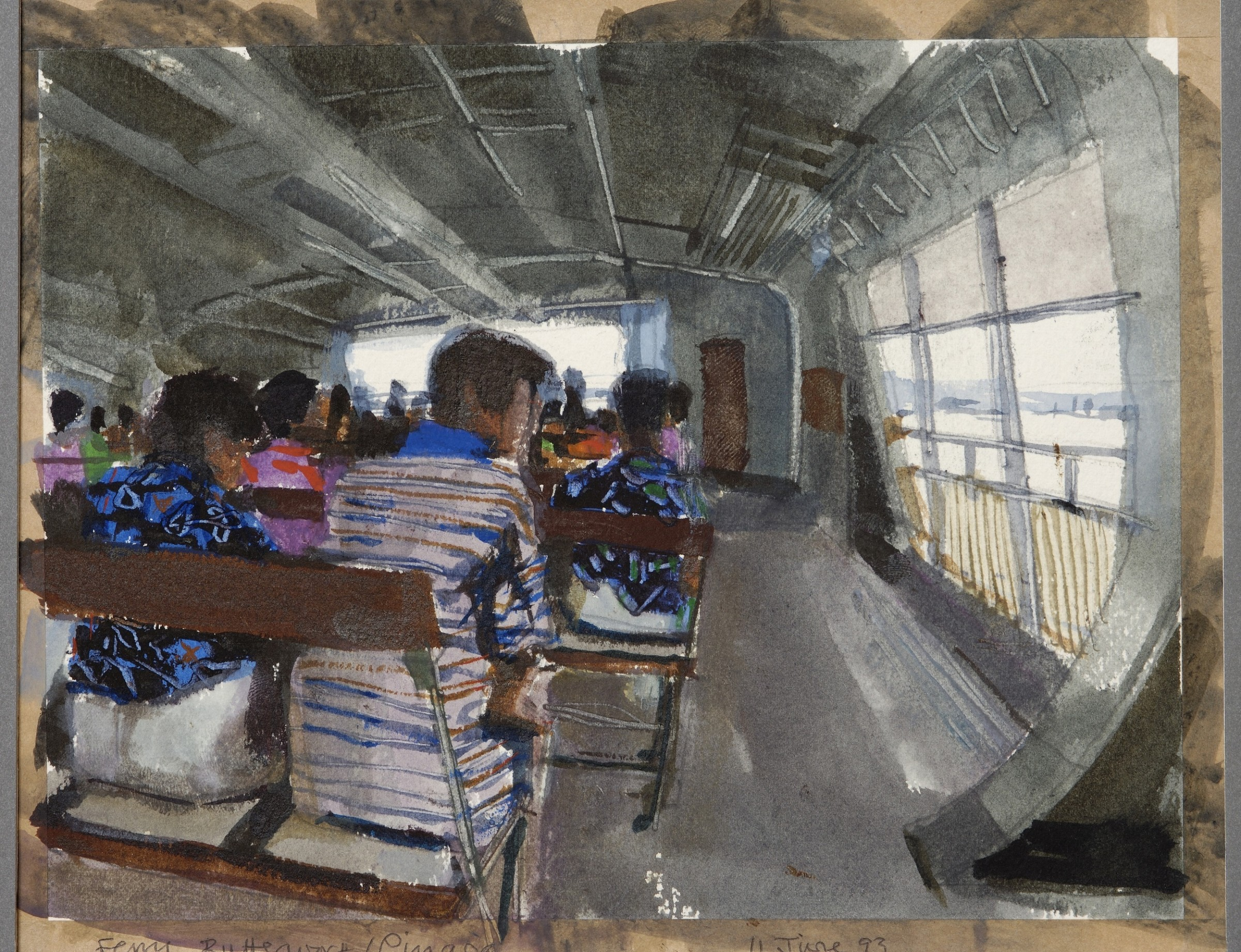 <span class=&#34;link fancybox-details-link&#34;><a href=&#34;/exhibitions/24/works/artworks_standalone10756/&#34;>View Detail Page</a></span><div class=&#34;artist&#34;><span class=&#34;artist&#34;><strong>John Newberry</strong></span></div><div class=&#34;title&#34;><em>Butterworth Ferry, Penang</em></div><div class=&#34;medium&#34;>watercolour</div><div class=&#34;dimensions&#34;>37x43cm</div>