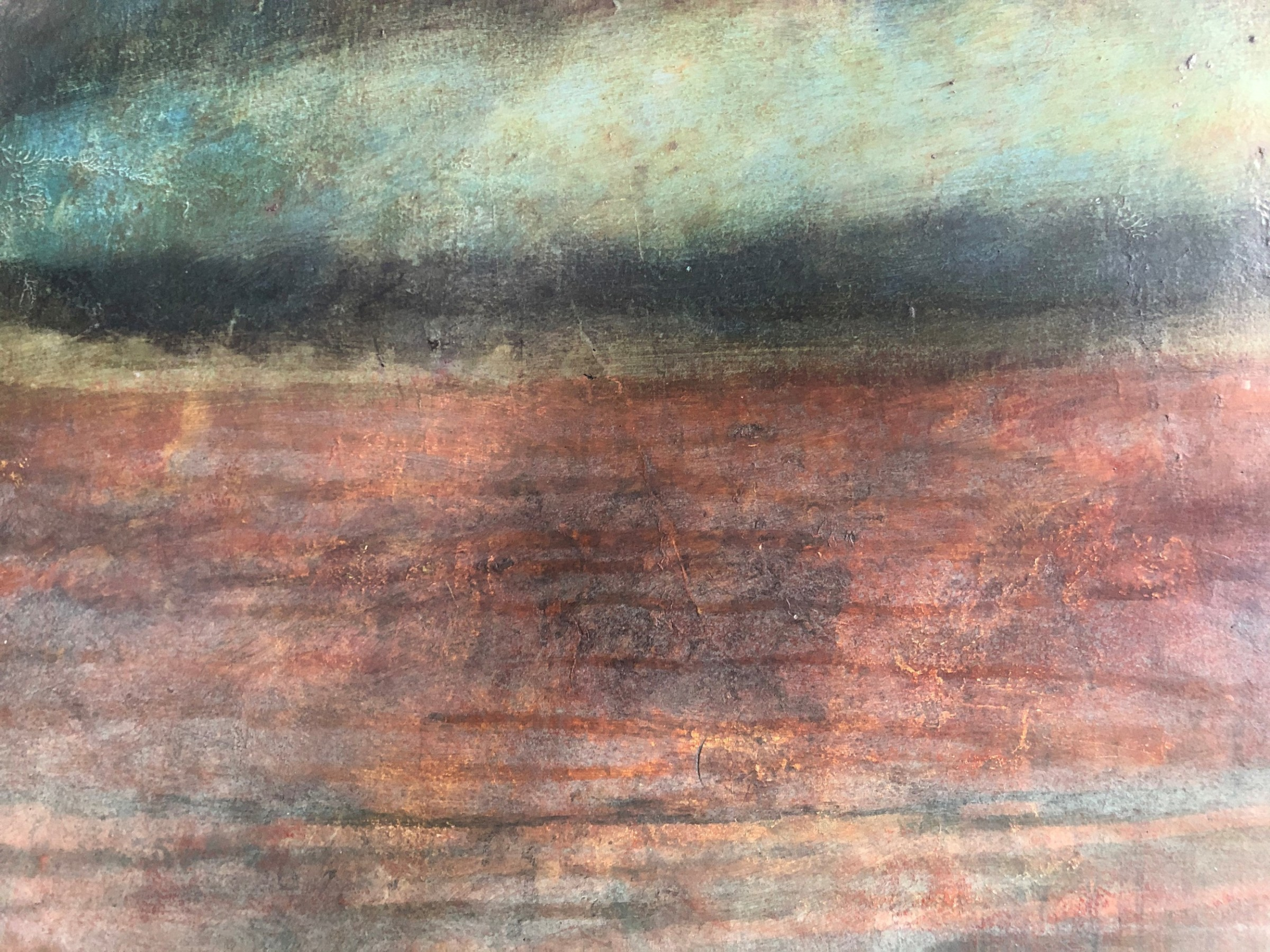 """<span class=""""link fancybox-details-link""""><a href=""""/artists/171-robin-richmond/works/12530-robin-richmond-ploughed-field-france/"""">View Detail Page</a></span><div class=""""artist""""><span class=""""artist""""><strong>Robin Richmond</strong></span></div><div class=""""title""""><em>Ploughed Field, France</em></div><div class=""""medium"""">watercolour acrylic & ink on paper</div><div class=""""dimensions"""">Artwork: 30 x 42 cm</div><div class=""""price"""">£750.00</div>"""