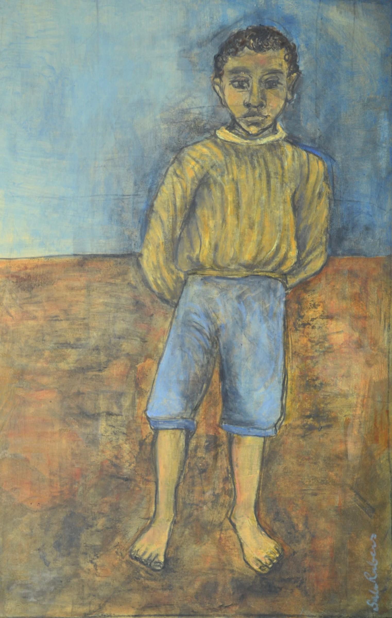 "<span class=""link fancybox-details-link""><a href=""/exhibitions/39/works/artworks_standalone12481/"">View Detail Page</a></span><div class=""medium"">ink, charcoal, watercolour & pastel on paper</div><div class=""dimensions"">Frame: 80 x 61.4 cm<br /> Artwork: 54 x 37 cm</div>"