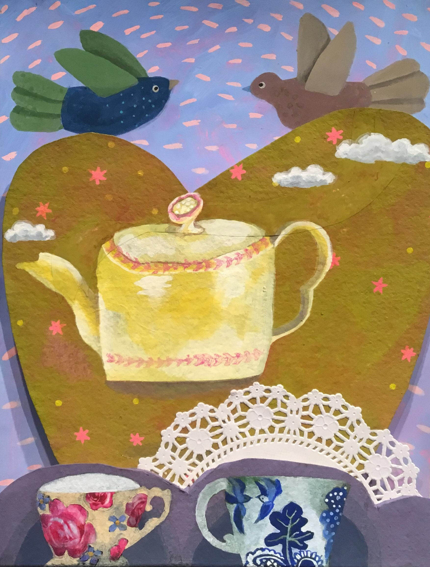 "<span class=""link fancybox-details-link""><a href=""/artists/146-gertie-young/works/10979-gertie-young-tea-drinker-s-delight/"">View Detail Page</a></span><div class=""artist""><span class=""artist""><strong>Gertie Young</strong></span></div><div class=""title""><em>Tea Drinker's Delight</em></div><div class=""medium"">watercolour and gouache collage</div><div class=""dimensions"">32x26x6cm</div><div class=""price"">£450.00</div>"