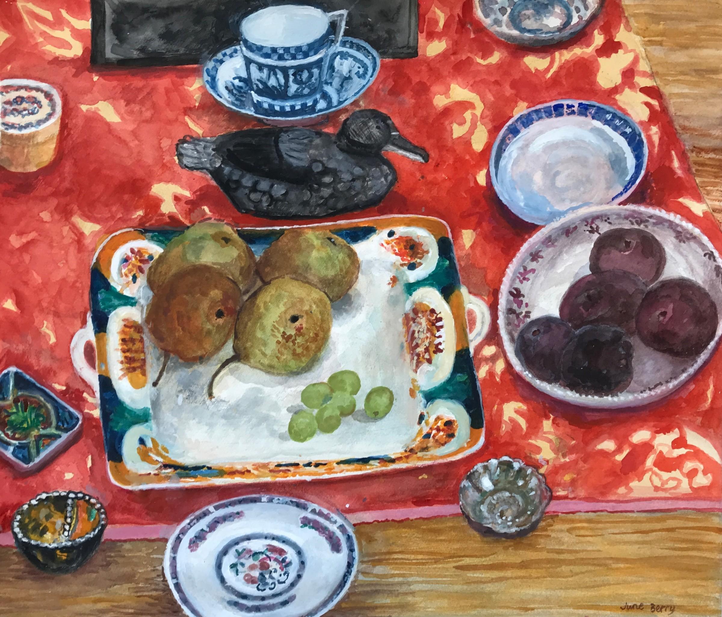 "<span class=""link fancybox-details-link""><a href=""/artists/40-june-berry/works/12651-june-berry-the-red-cloth/"">View Detail Page</a></span><div class=""artist""><span class=""artist""><strong>June Berry</strong></span></div><div class=""title""><em>The Red Cloth</em></div><div class=""medium"">watercolour</div><div class=""dimensions"">Artwork: 52 x 44cm</div><div class=""price"">£1,040.00</div>"
