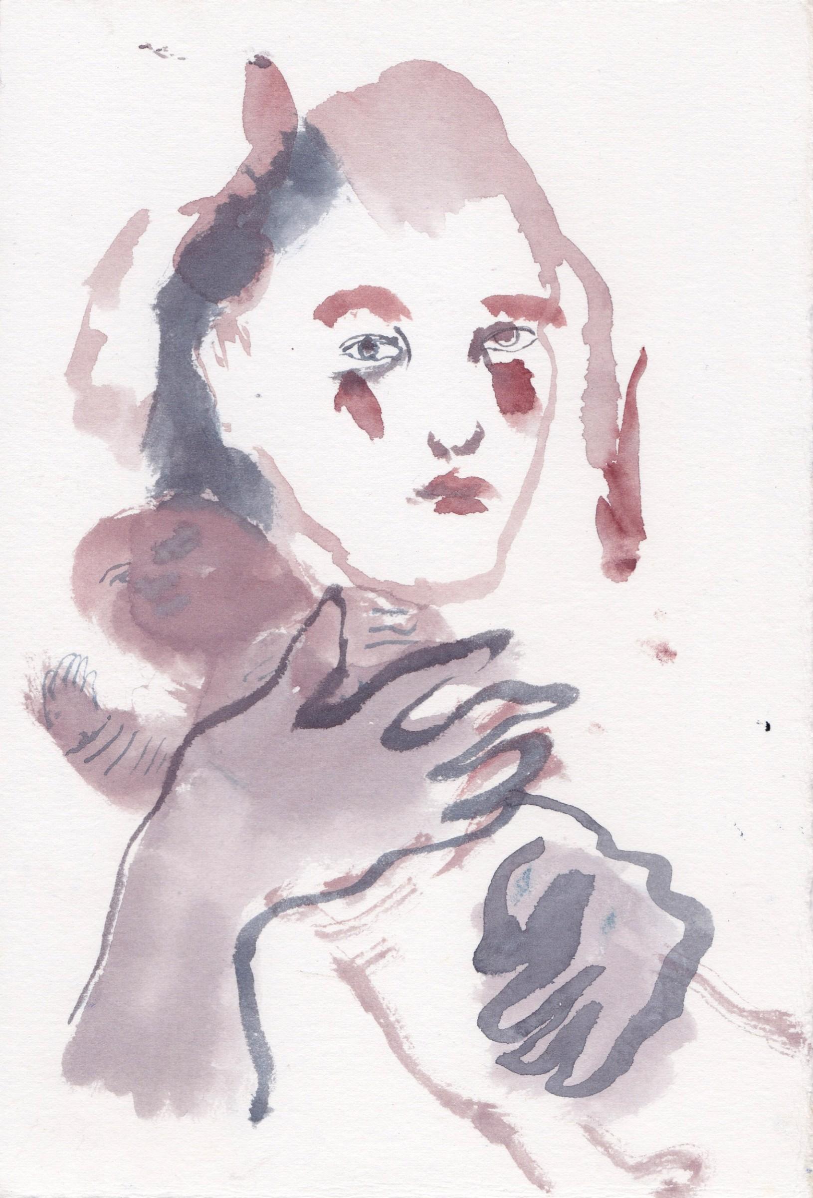 "<span class=""link fancybox-details-link""><a href=""/artists/394-jessica-jane-charleston/works/12215-jessica-jane-charleston-woman-son/"">View Detail Page</a></span><div class=""artist""><span class=""artist""><strong>Jessica Jane Charleston</strong></span></div><div class=""title""><em>Woman & Son</em></div><div class=""medium"">watercolour on paper</div><div class=""dimensions"">Frame: 33 x 23 cm<br /> Artwork: 28 x 19 cm</div><div class=""price"">£500.00</div>"