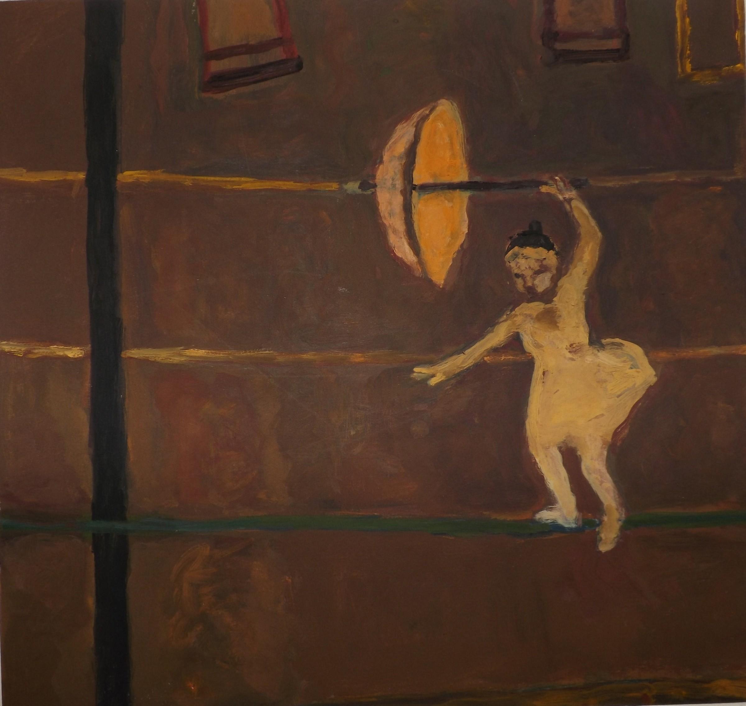 <span class=&#34;link fancybox-details-link&#34;><a href=&#34;/exhibitions/24/works/artworks_standalone10754/&#34;>View Detail Page</a></span><div class=&#34;artist&#34;><span class=&#34;artist&#34;><strong>Bridget Moore</strong></span></div><div class=&#34;title&#34;><em>Girl on the Wire</em></div><div class=&#34;medium&#34;>gouache</div><div class=&#34;dimensions&#34;>43x42cm</div>
