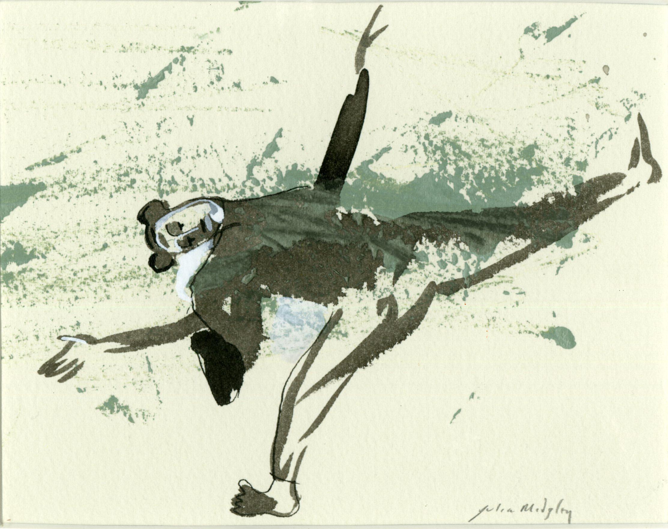 "<span class=""link fancybox-details-link""><a href=""/artists/150-julia-midgley/works/12537-julia-midgley-kimono-dancer/"">View Detail Page</a></span><div class=""artist""><span class=""artist""><strong>Julia Midgley</strong></span></div><div class=""title""><em>Kimono Dancer</em></div><div class=""medium"">ink & watercolour</div><div class=""dimensions"">Frame: 27 x 31 cm<br /> Artwork: 17 x 20 cm</div><div class=""price"">£290.00</div>"