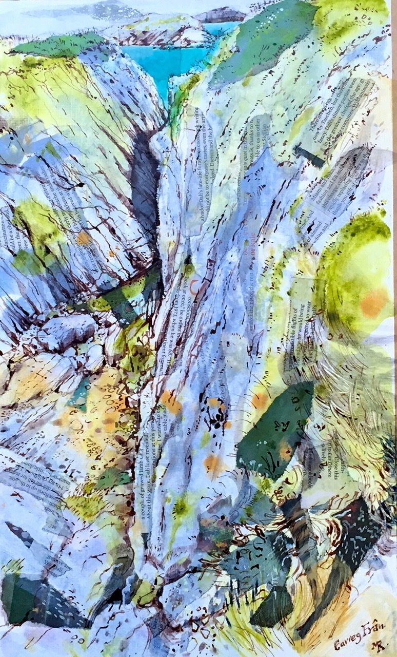 <span class=&#34;link fancybox-details-link&#34;><a href=&#34;/exhibitions/24/works/artworks_standalone10786/&#34;>View Detail Page</a></span><div class=&#34;artist&#34;><span class=&#34;artist&#34;><strong>Mark Raggett</strong></span></div><div class=&#34;title&#34;><em>Carreg Fran</em></div><div class=&#34;medium&#34;>mixed media</div><div class=&#34;dimensions&#34;>60x45cm</div>