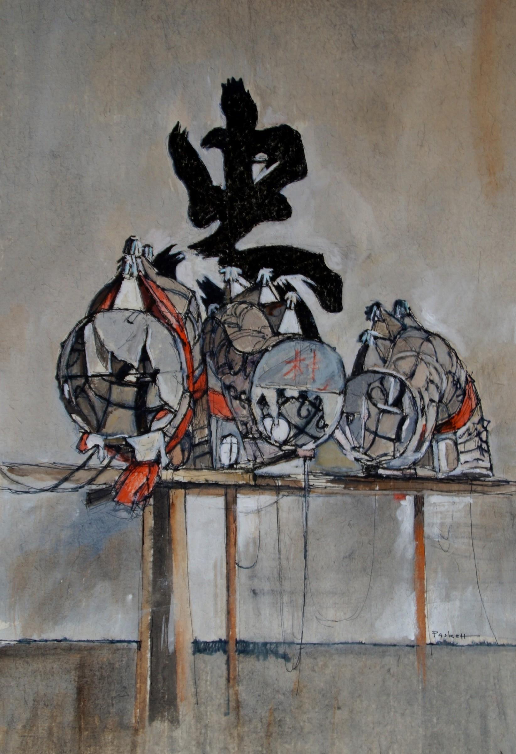 <span class=&#34;link fancybox-details-link&#34;><a href=&#34;/exhibitions/24/works/artworks_standalone10764/&#34;>View Detail Page</a></span><div class=&#34;artist&#34;><span class=&#34;artist&#34;><strong>David Paskett</strong></span></div><div class=&#34;title&#34;><em>Once a Paper Dragon</em></div><div class=&#34;medium&#34;>watercolour & pen</div>