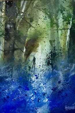 """<span class=""""link fancybox-details-link""""><a href=""""/artists/136-sue-howells/works/12598-sue-howells-pathway-of-bluebells/"""">View Detail Page</a></span><div class=""""artist""""><span class=""""artist""""><strong>Sue Howells</strong></span></div><div class=""""title""""><em>Pathway of Bluebells</em></div><div class=""""medium"""">watercolour</div><div class=""""dimensions"""">Artwork: 35 x 25cm</div><div class=""""price"""">£275.00</div>"""