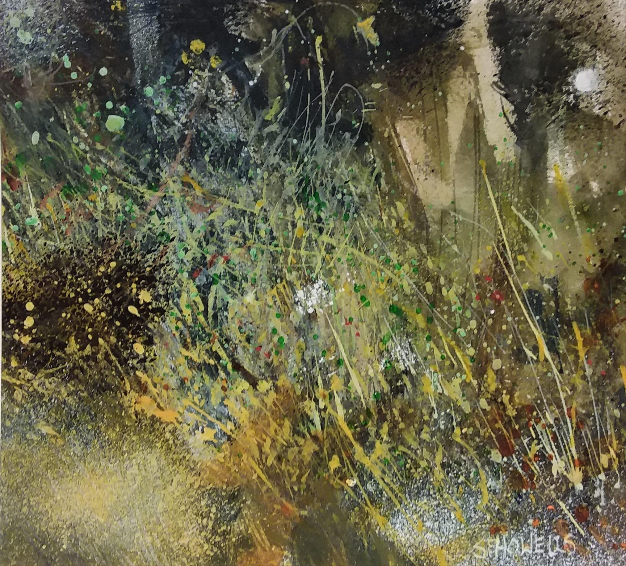 <span class=&#34;link fancybox-details-link&#34;><a href=&#34;/exhibitions/24/works/artworks_standalone10715/&#34;>View Detail Page</a></span><div class=&#34;artist&#34;><span class=&#34;artist&#34;><strong>Sue Howells</strong></span></div><div class=&#34;title&#34;><em>Signs of Spring</em></div><div class=&#34;medium&#34;>watercolour</div><div class=&#34;dimensions&#34;>48 x 47cm</div>