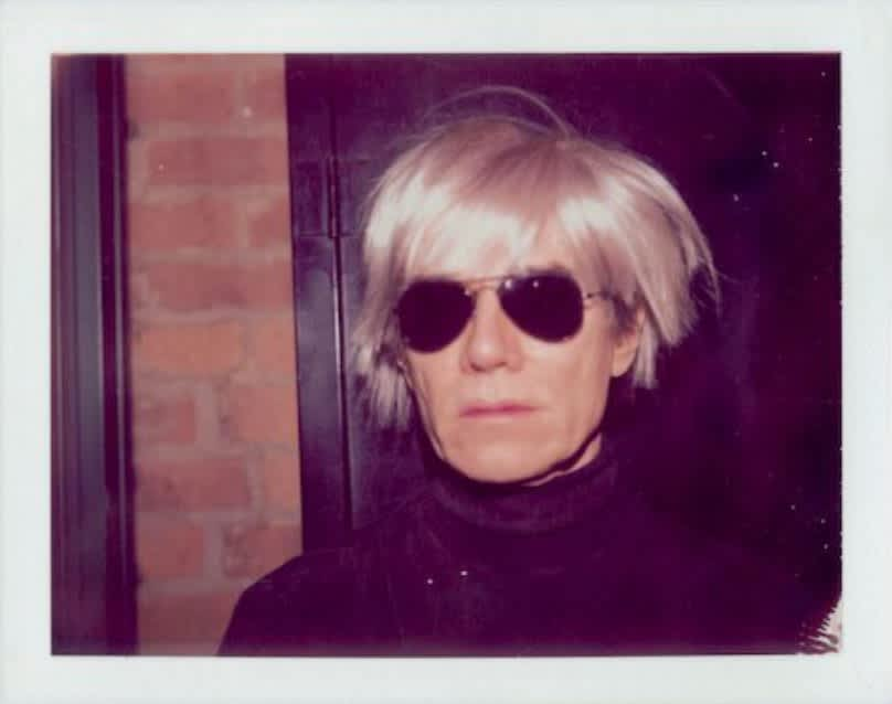 Andy Warhol   Photographs: Polaroids & Silver, Online Viewing Room