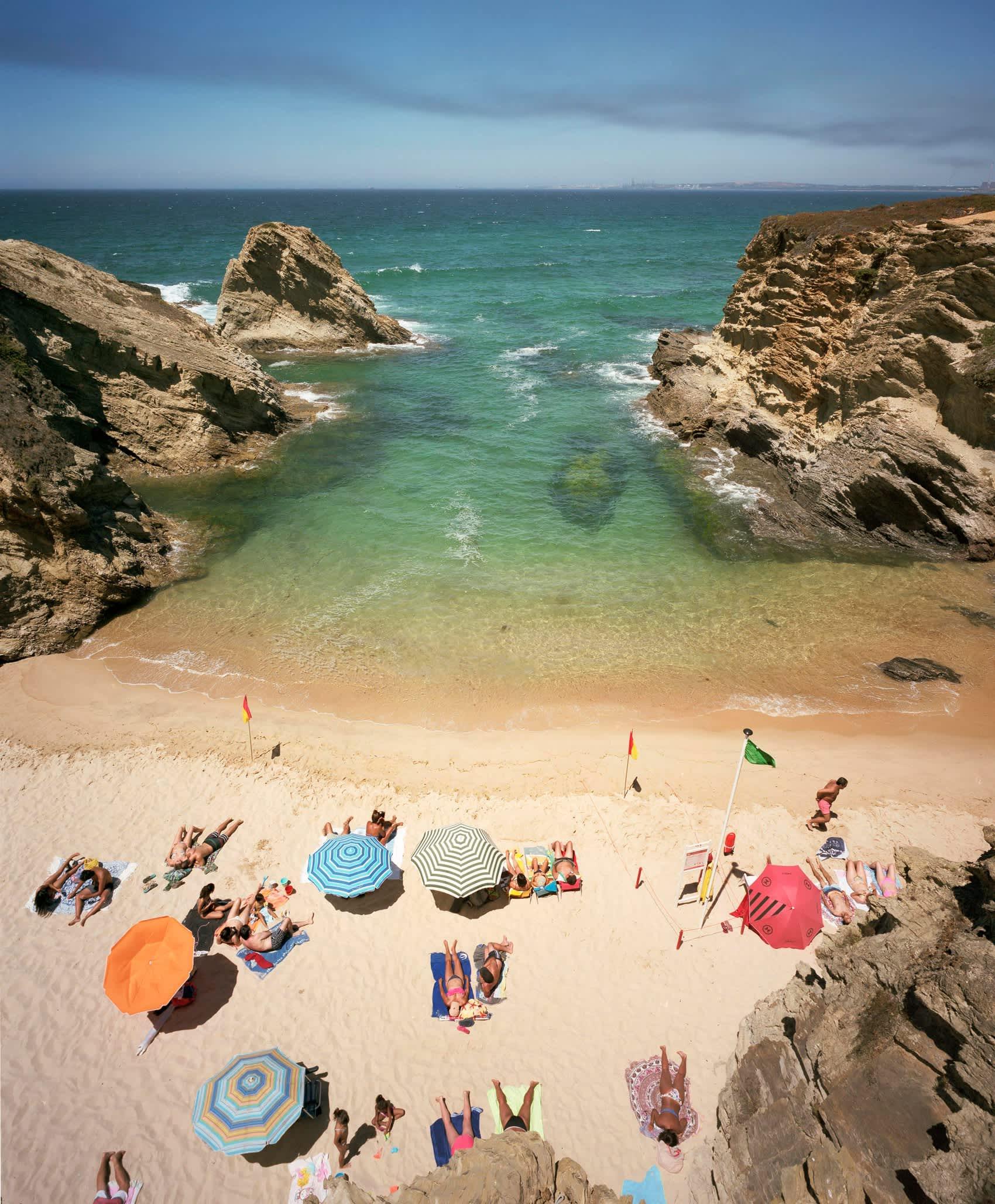 Online Viewing Room: Christian Chaize, Praia Piquinia, August 6 - August 13, 2020